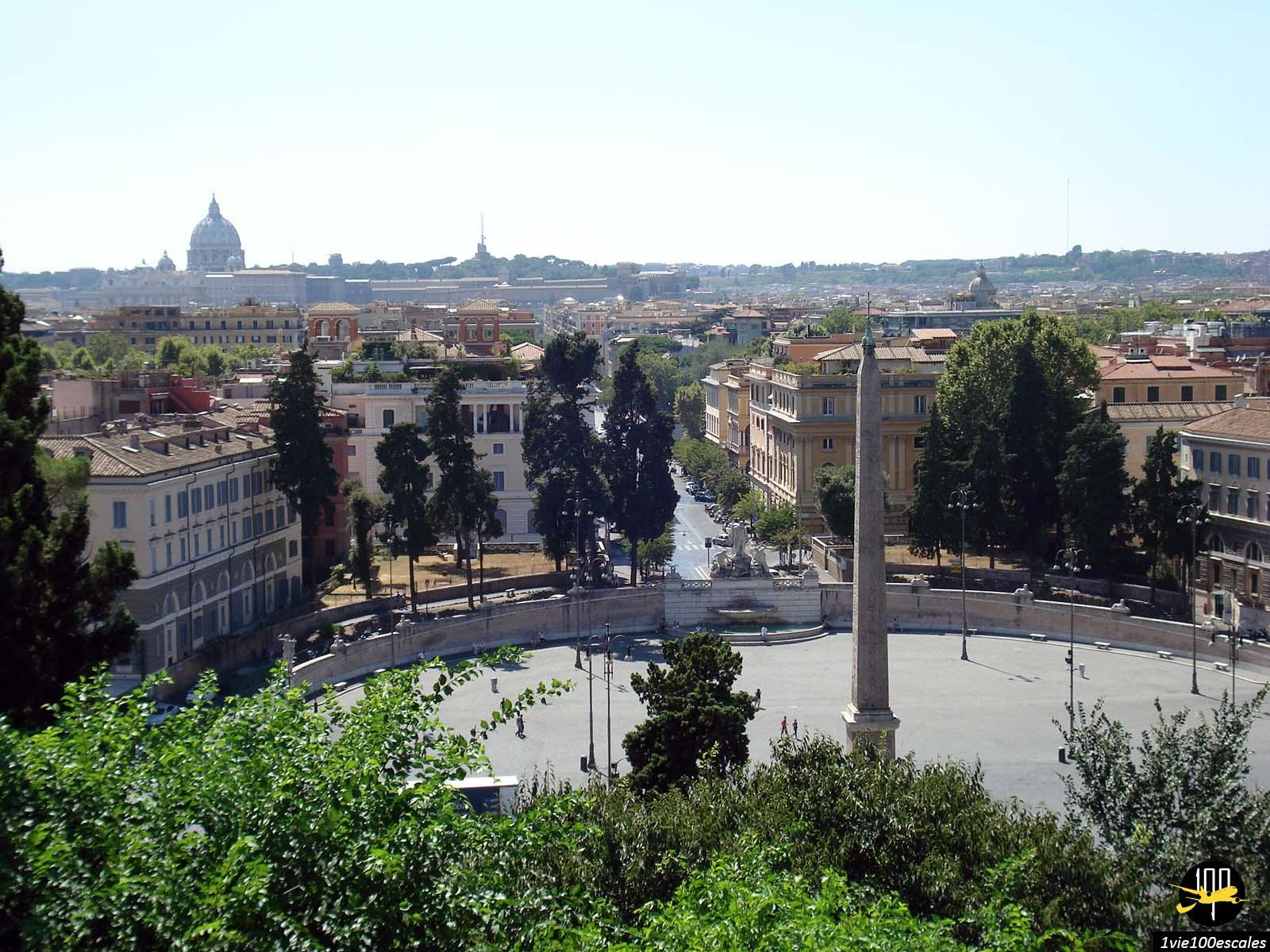 Escale #006 Rome