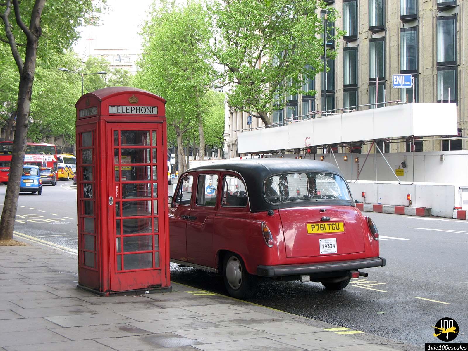 Escale #010 Londres