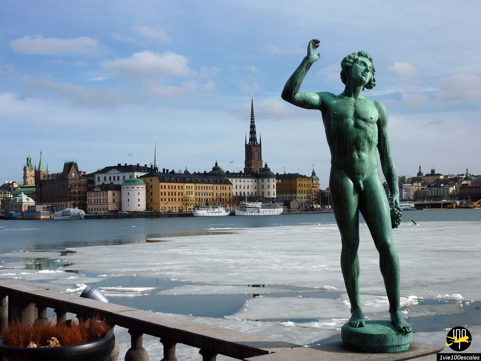 Escale #016 Stockholm