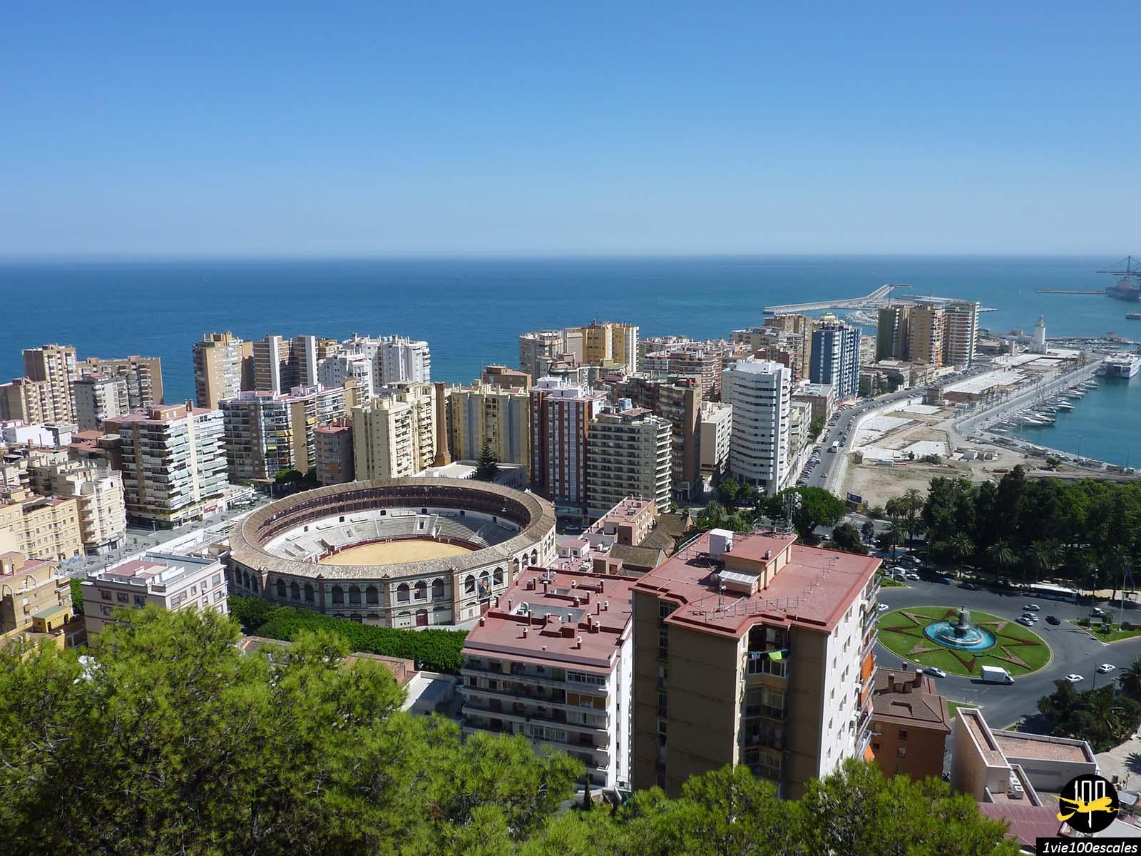 Escale #017 Malaga