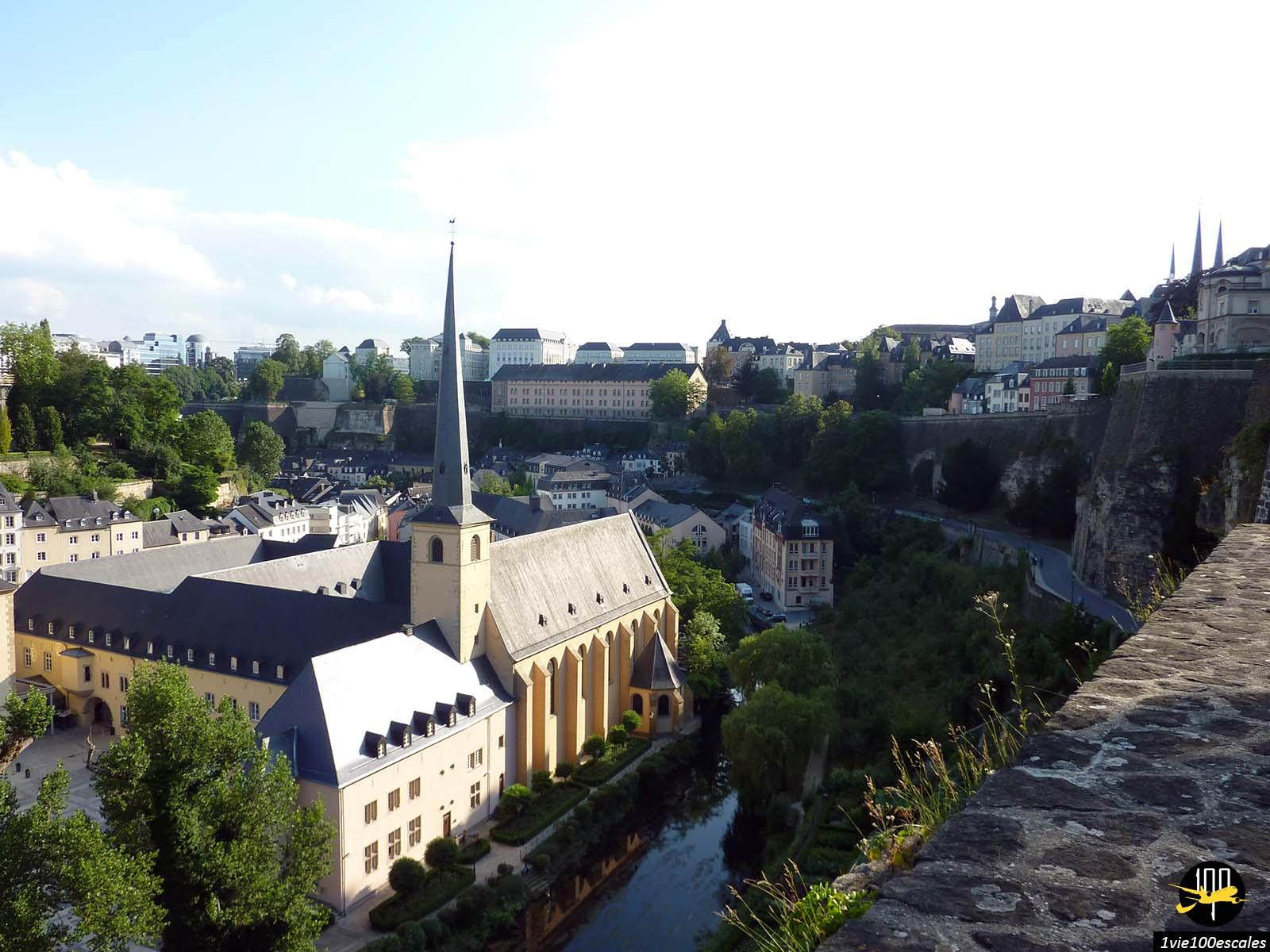 Escale #019 Luxembourg