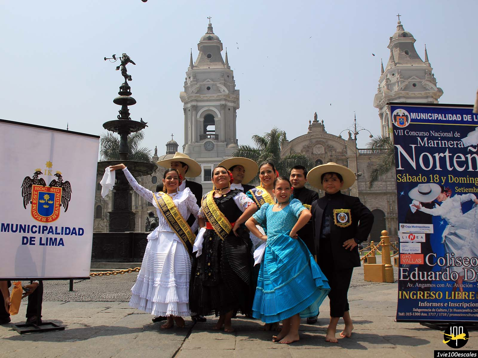 Escale #021 Lima