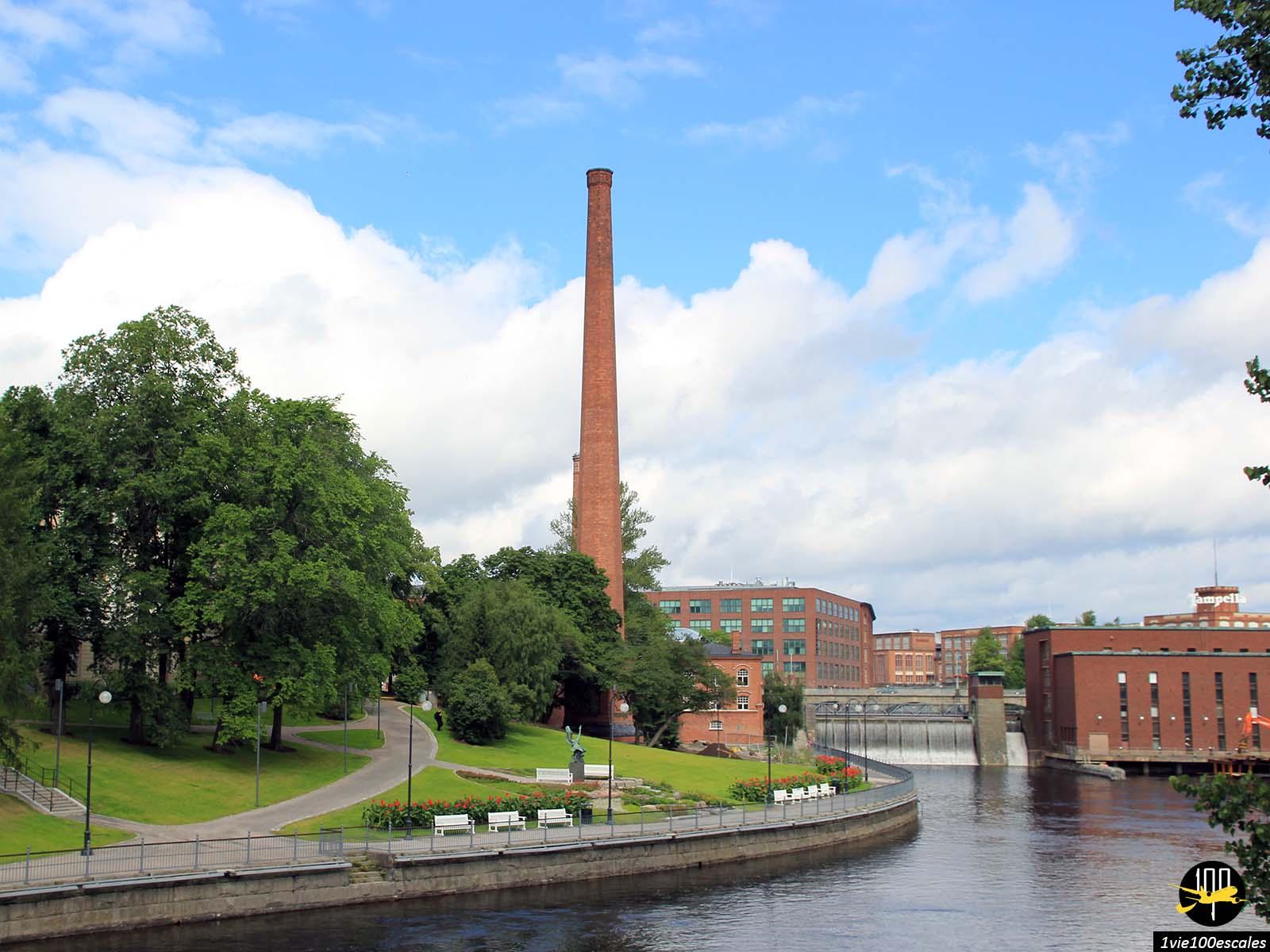 Escale #033 Tampere