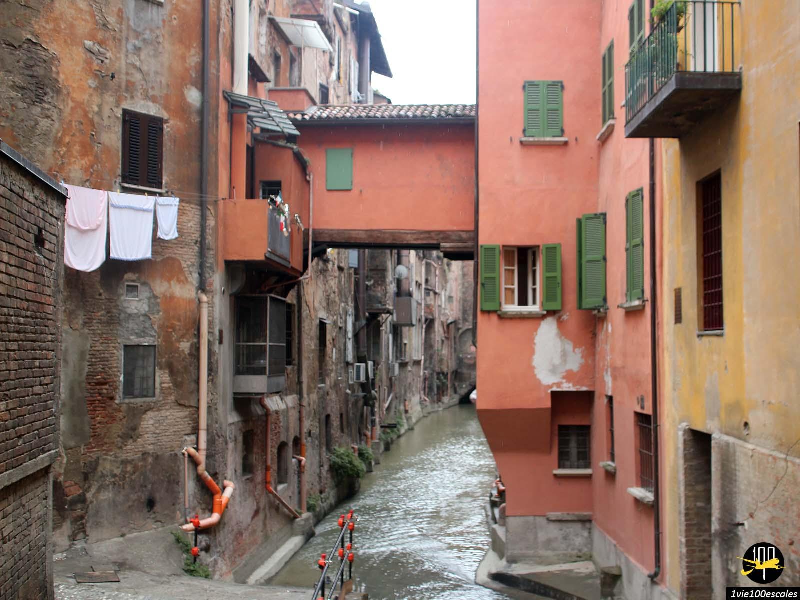 Escale #035 Bologne