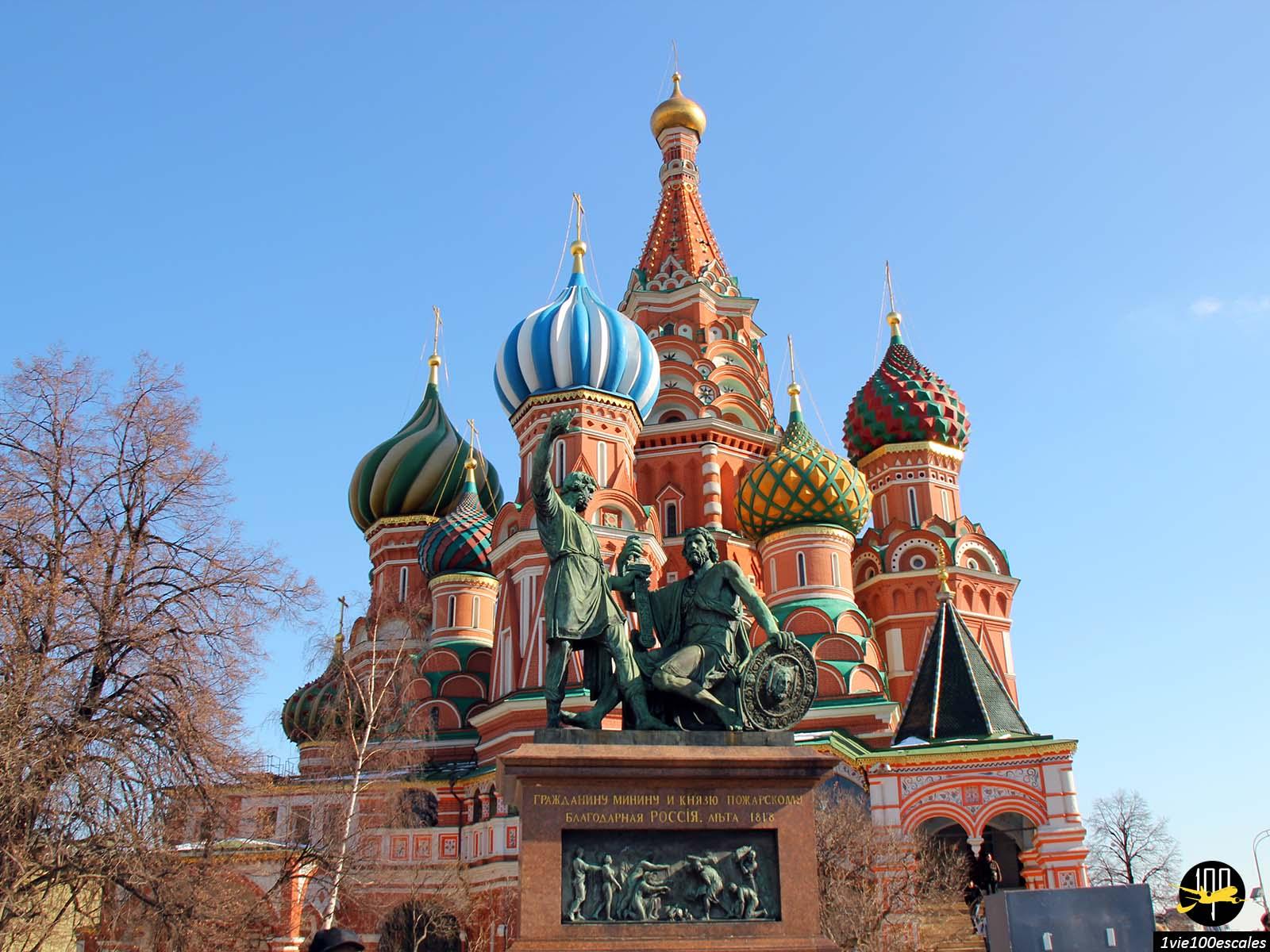 Escale #039 Moscou