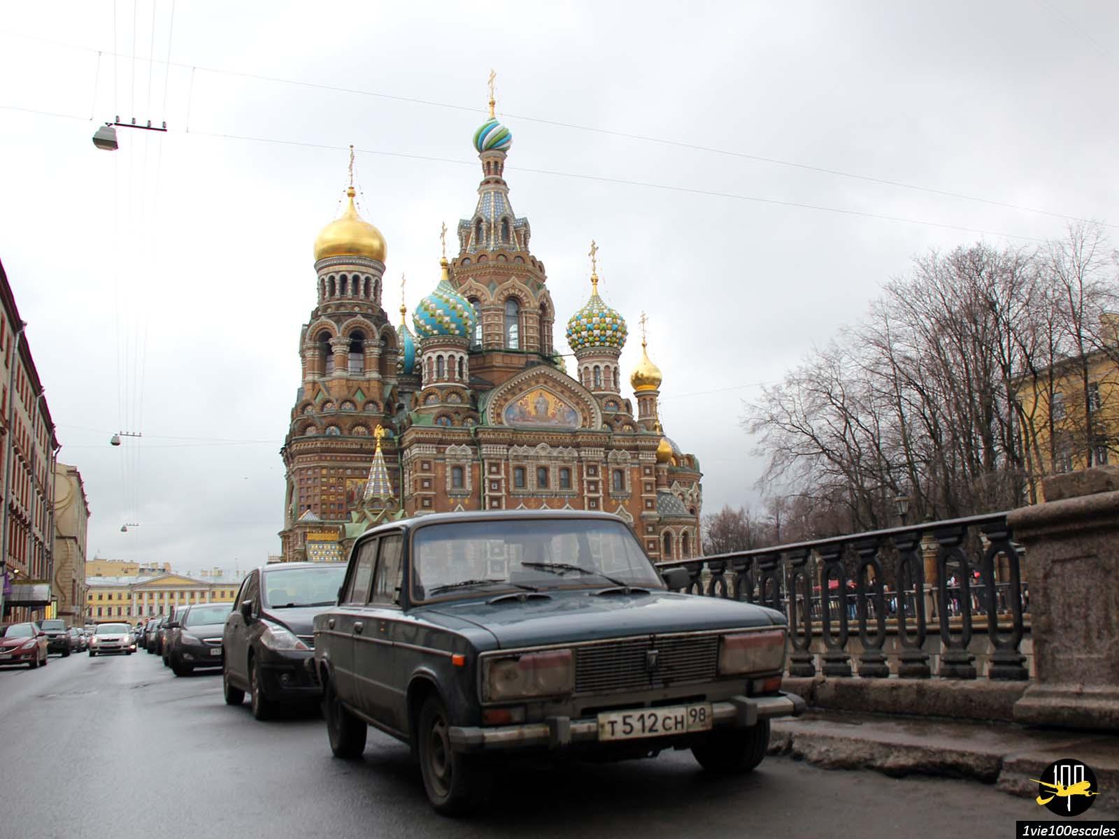Escale #040 Saint-Pétersbourg