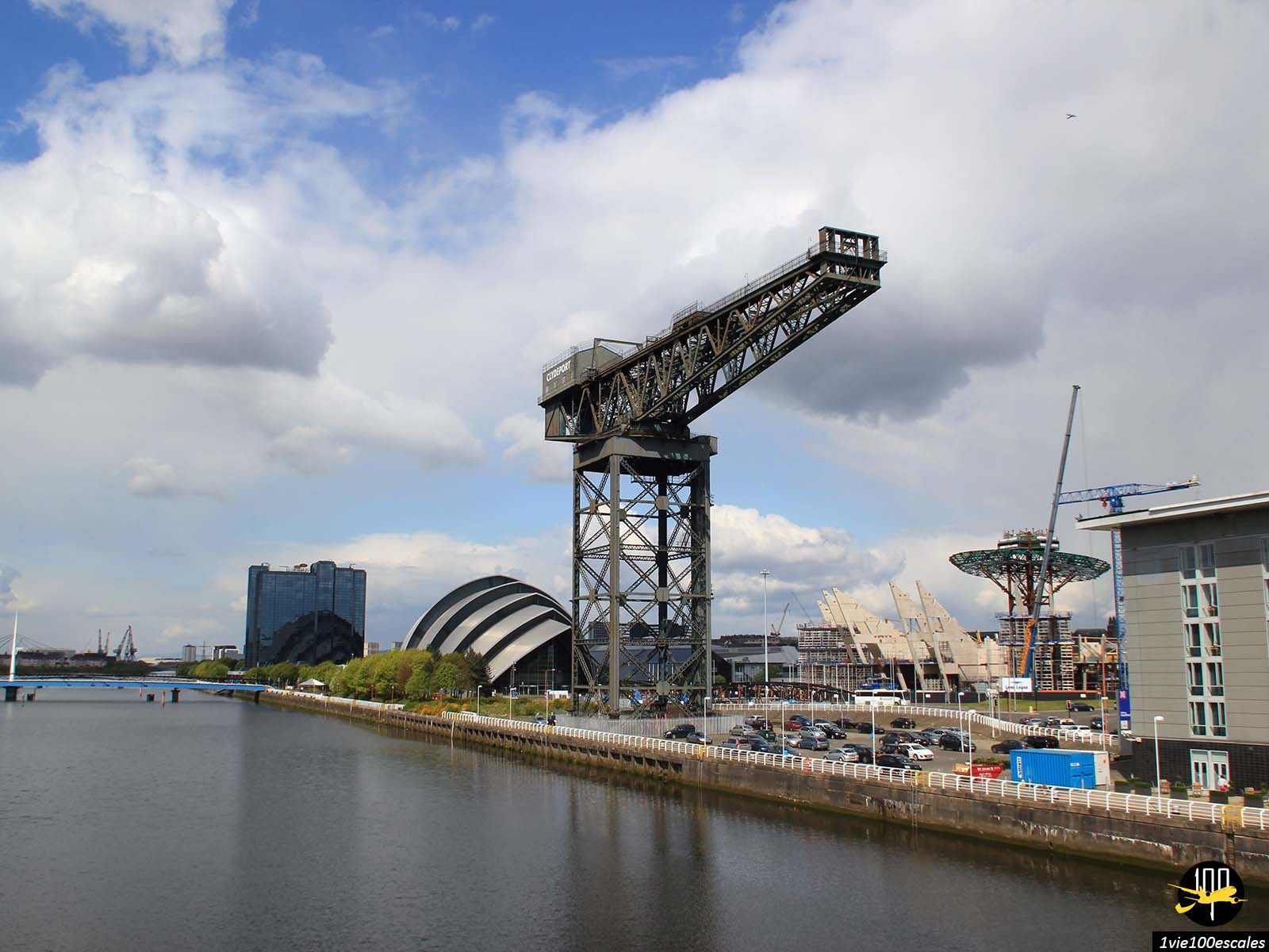 Escale #044 Glasgow