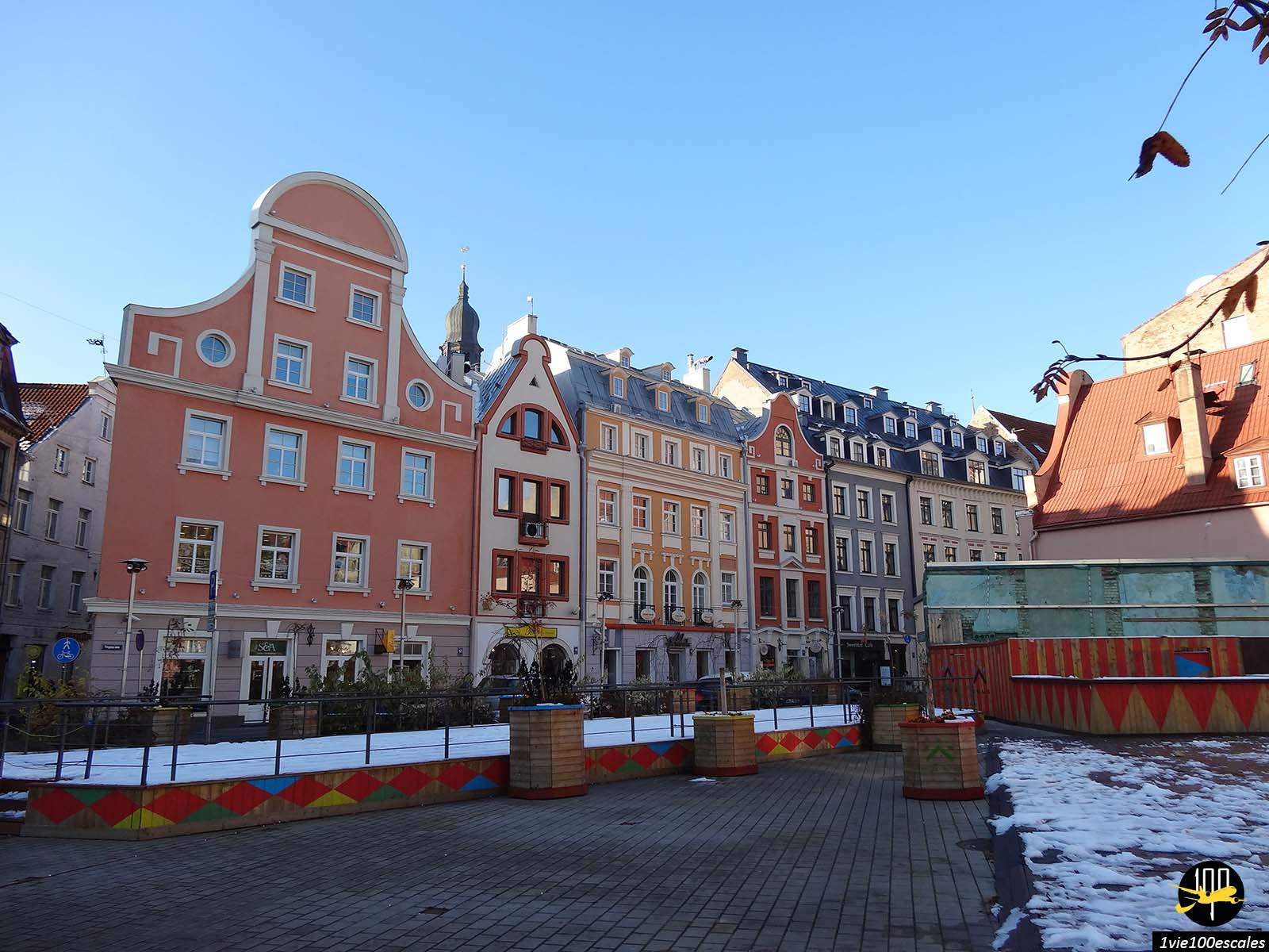 Escale #051 Riga