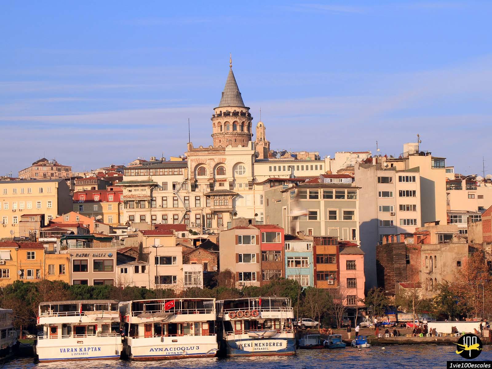 Escale #052 Istanbul