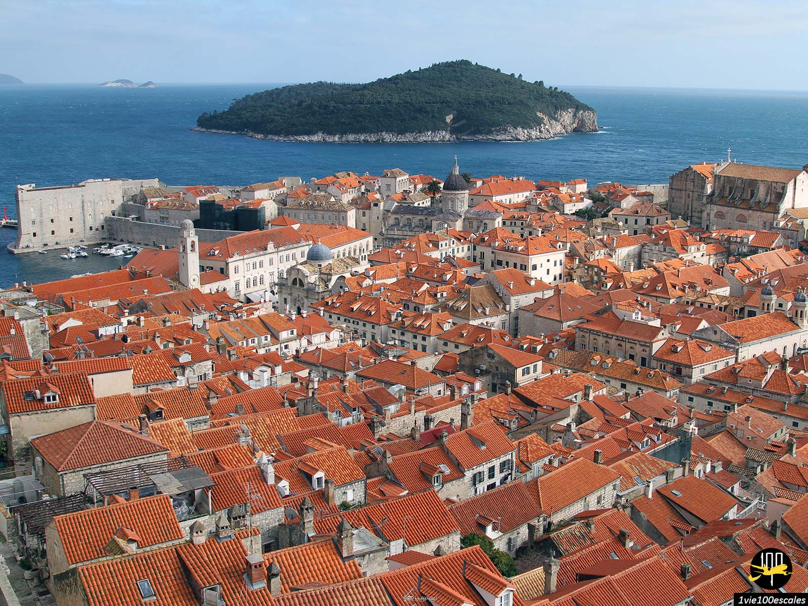 Escale #054 Dubrovnik