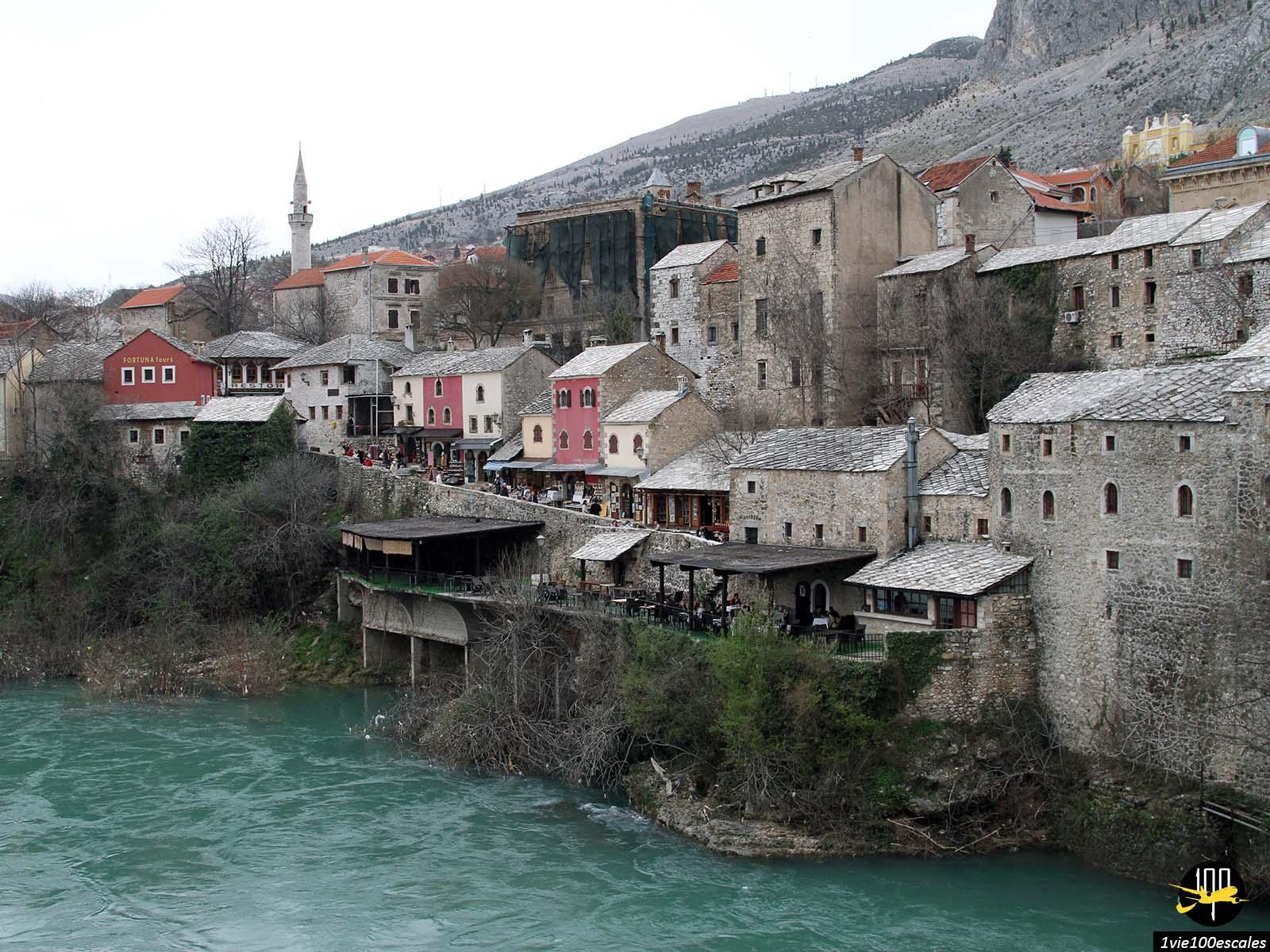 Escale #055 Mostar