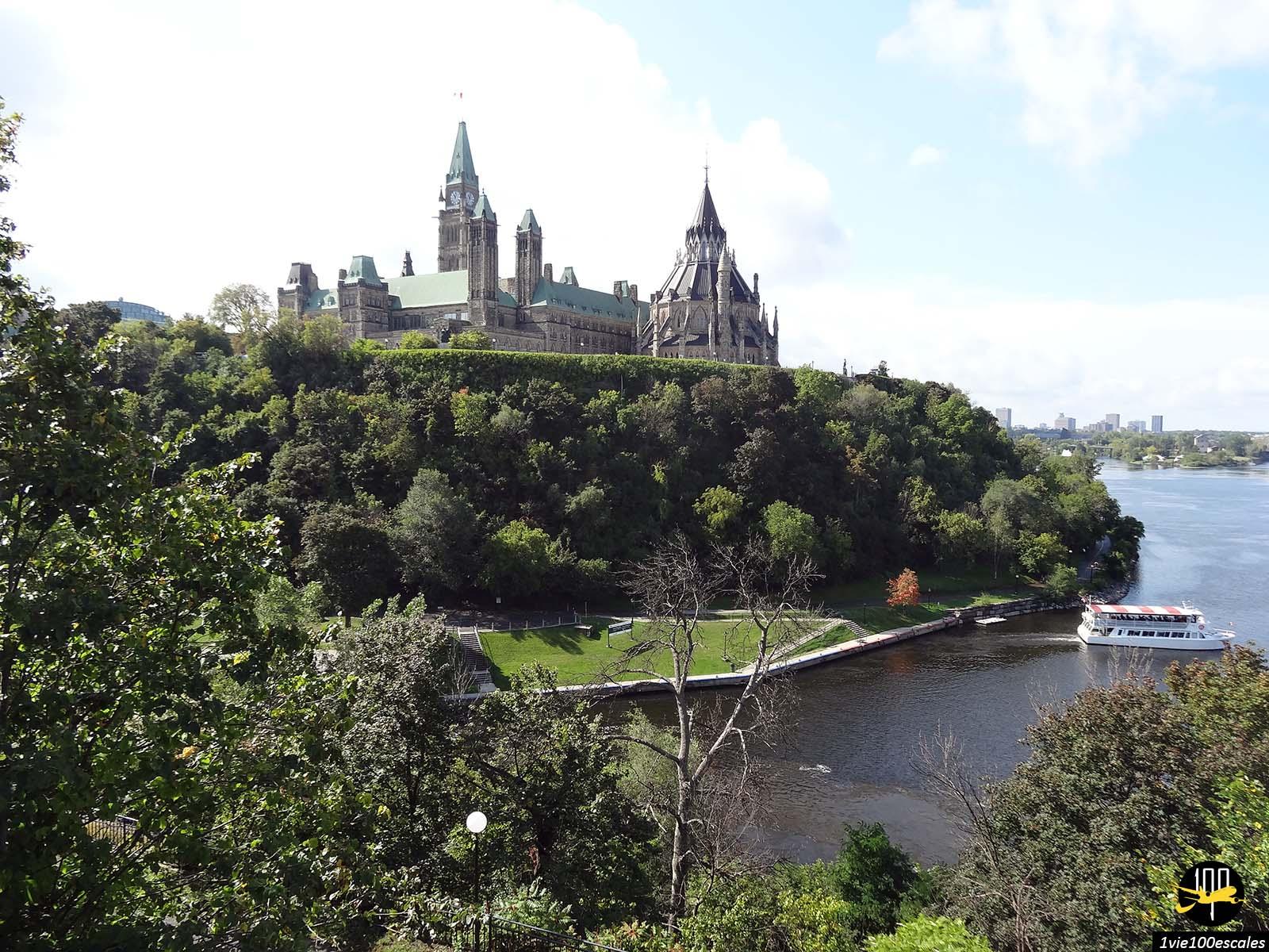 Escale #061 Ottawa