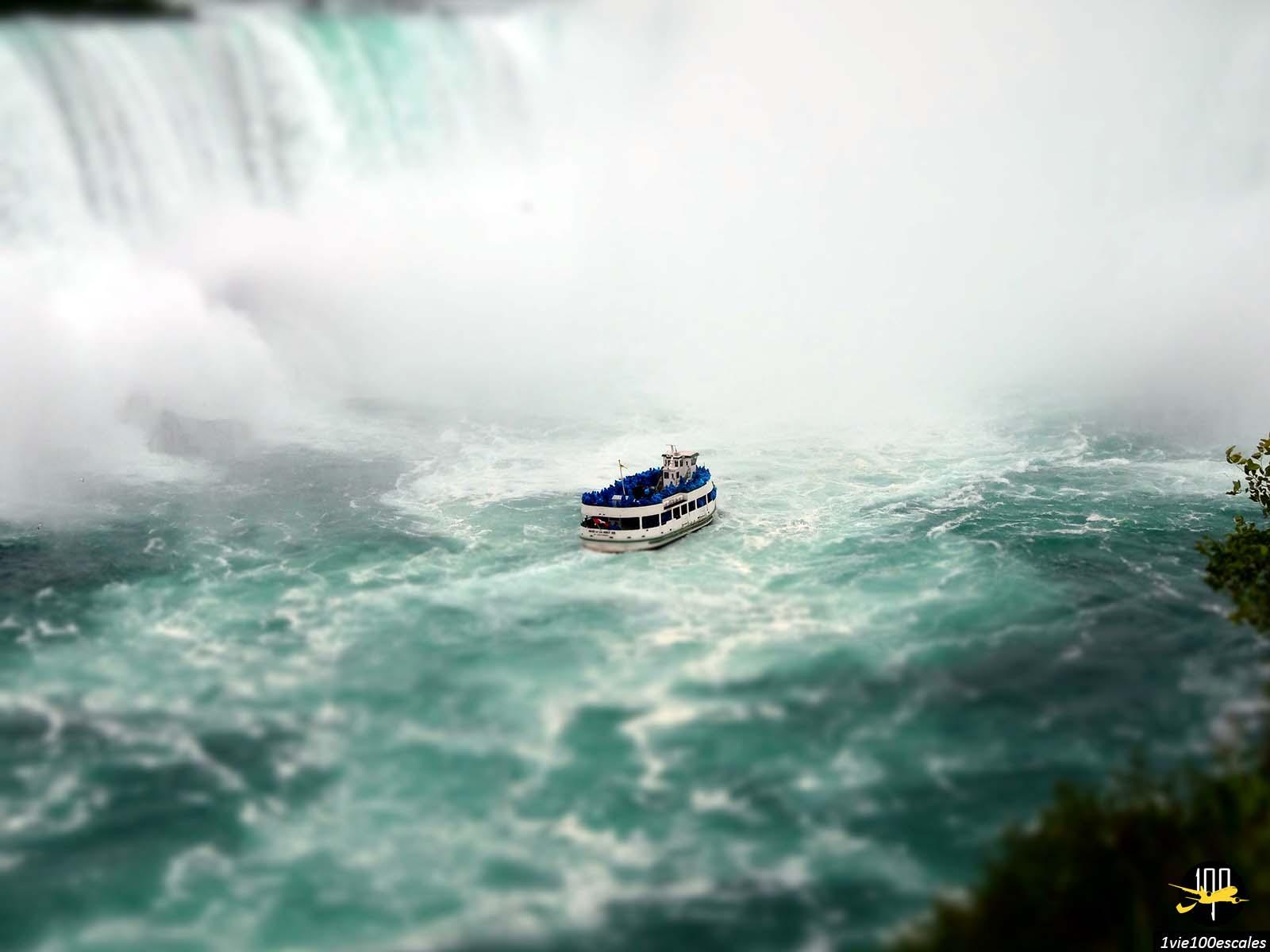 Escale #063 Niagara Falls
