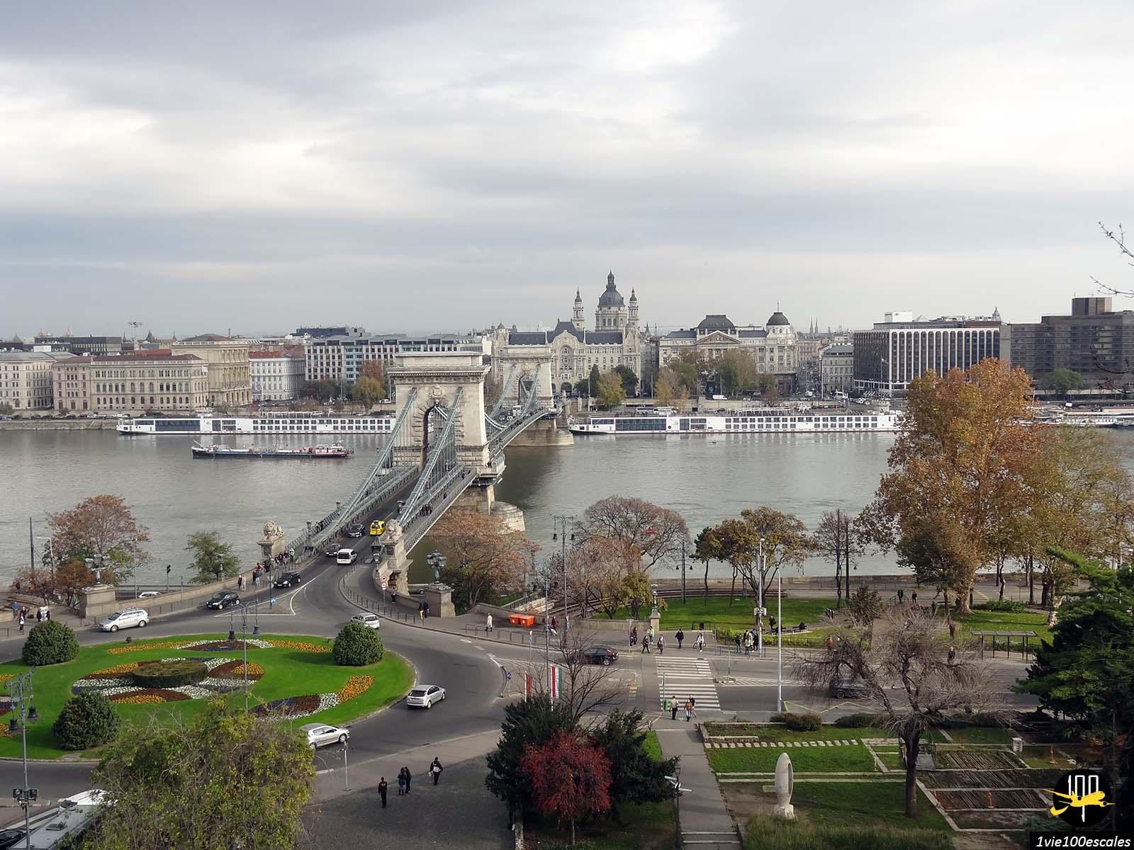 Escale #064 Budapest