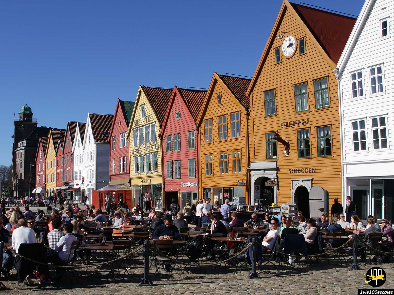 Escale #068 Bergen