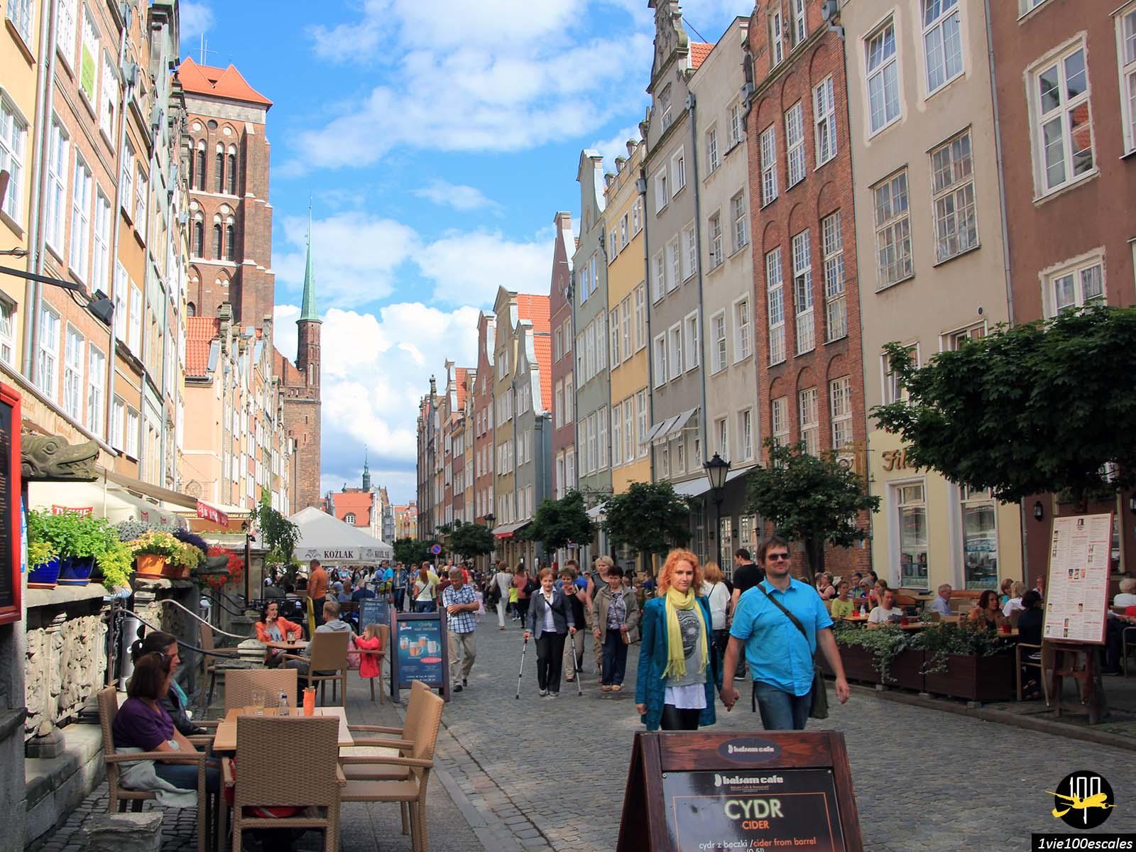 Escale #070 Gdansk