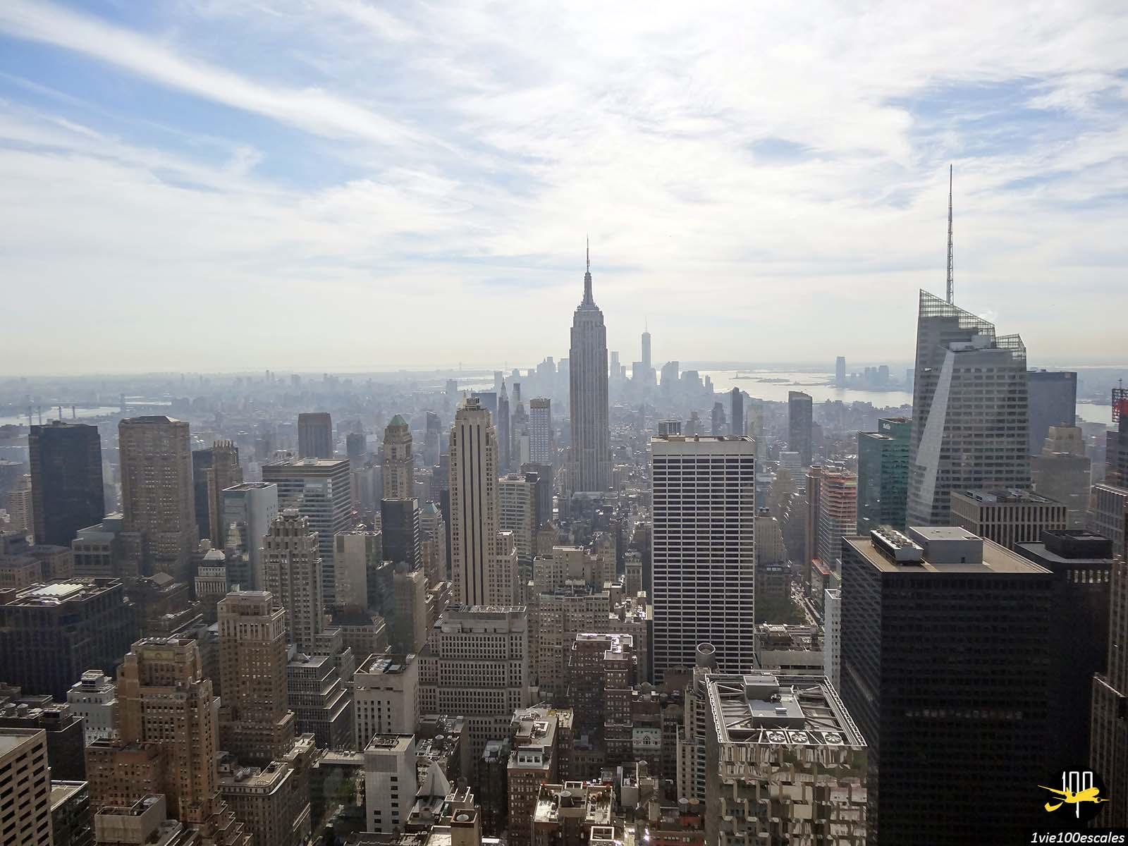 Escale #072 New York