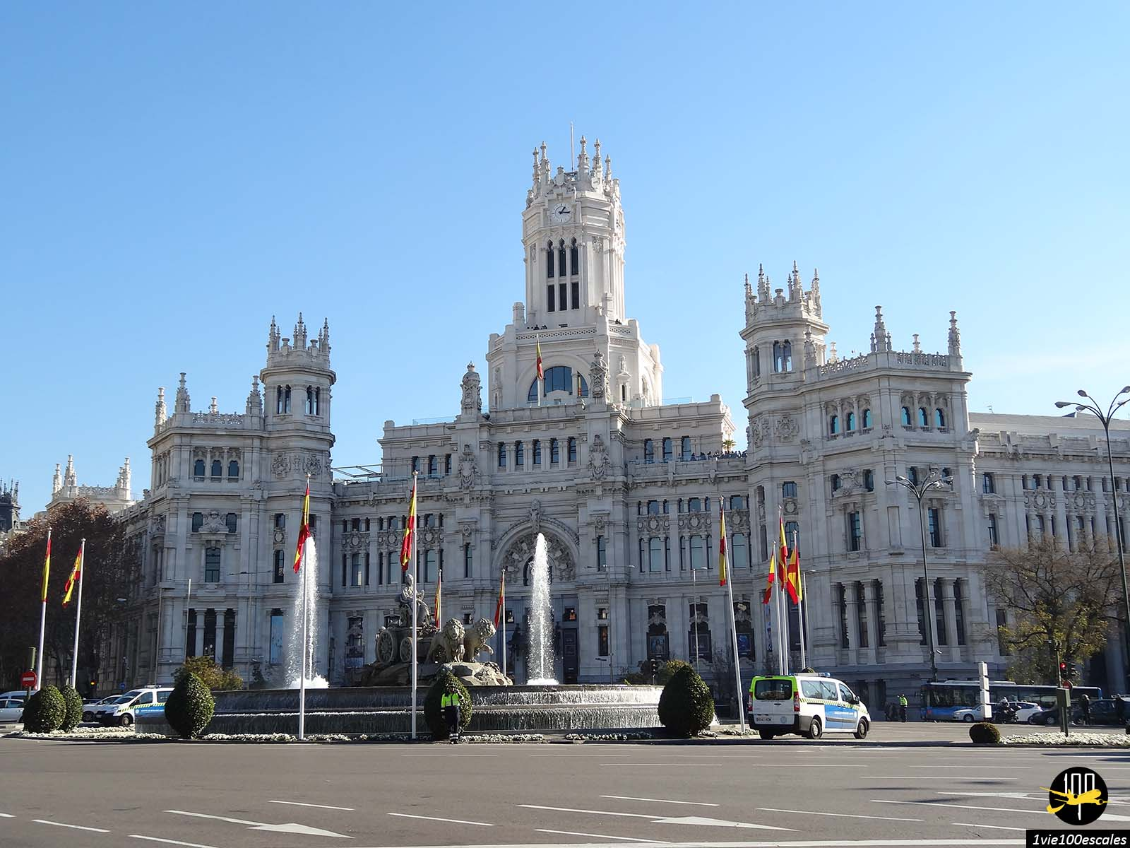 Escale #073 Madrid