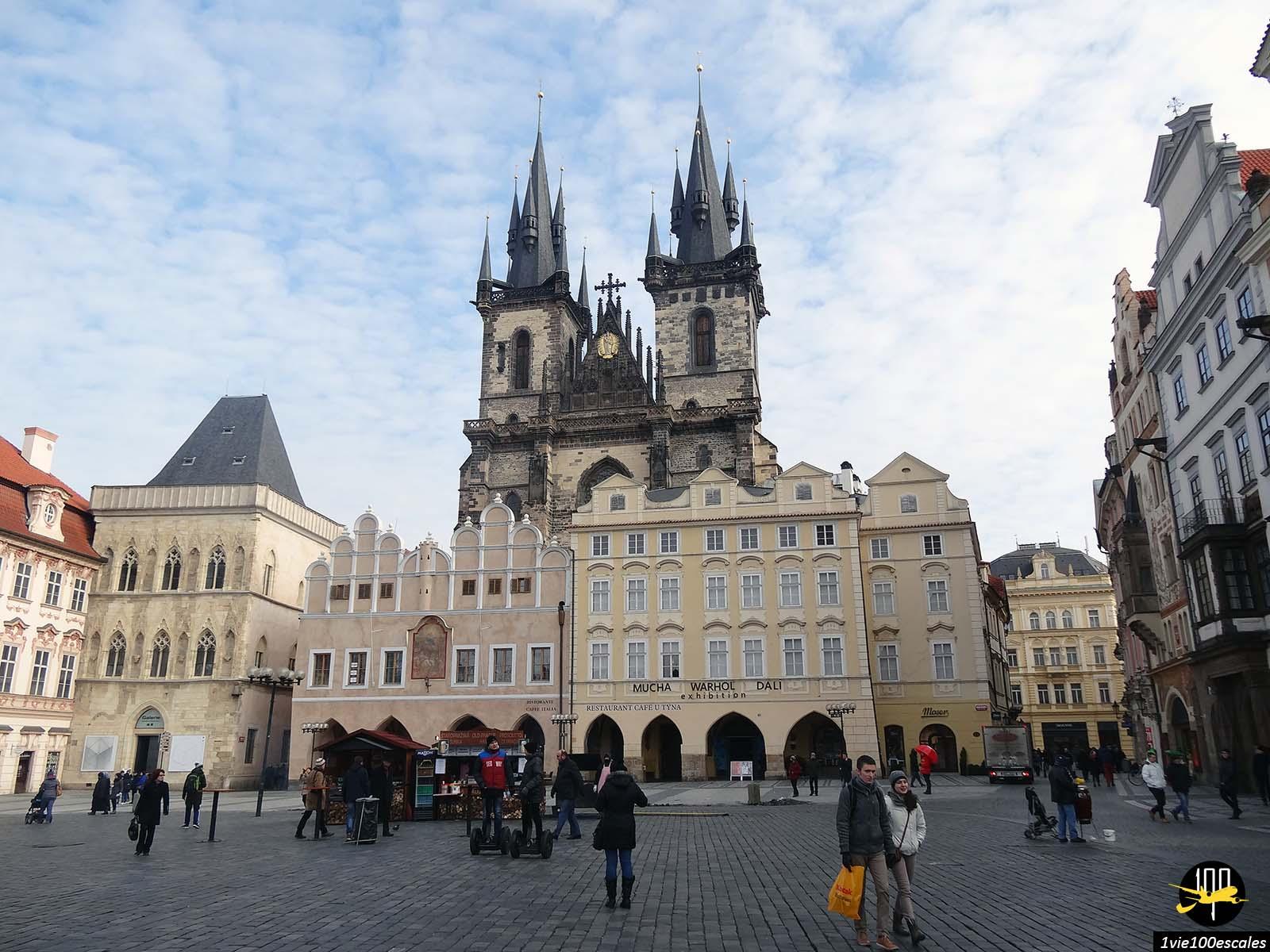 Escale #074 Prague