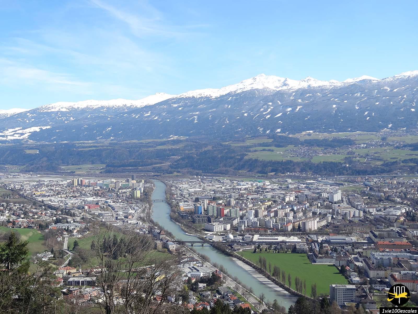 Escale #077 Innsbruck