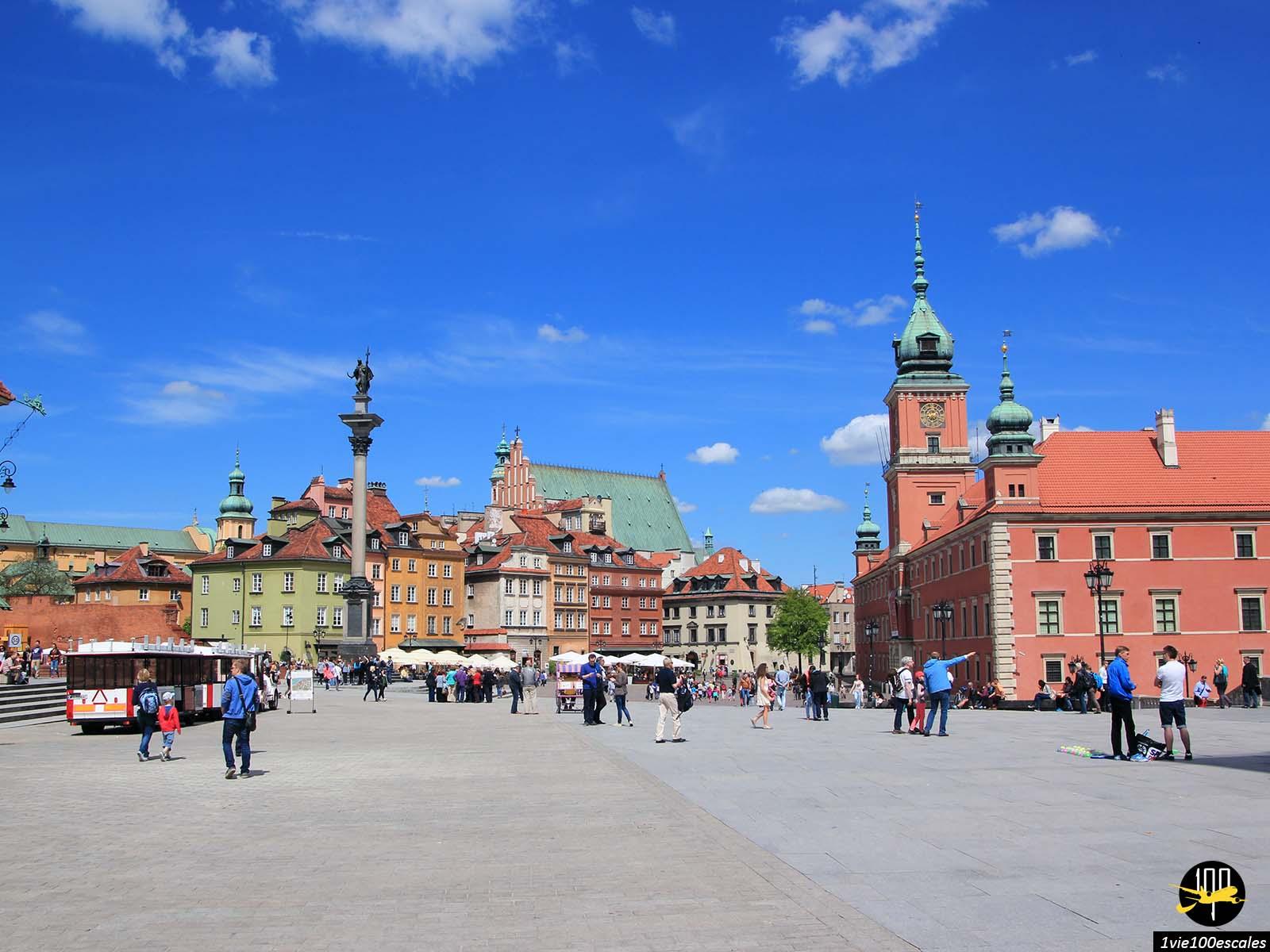 Escale #079 Varsovie