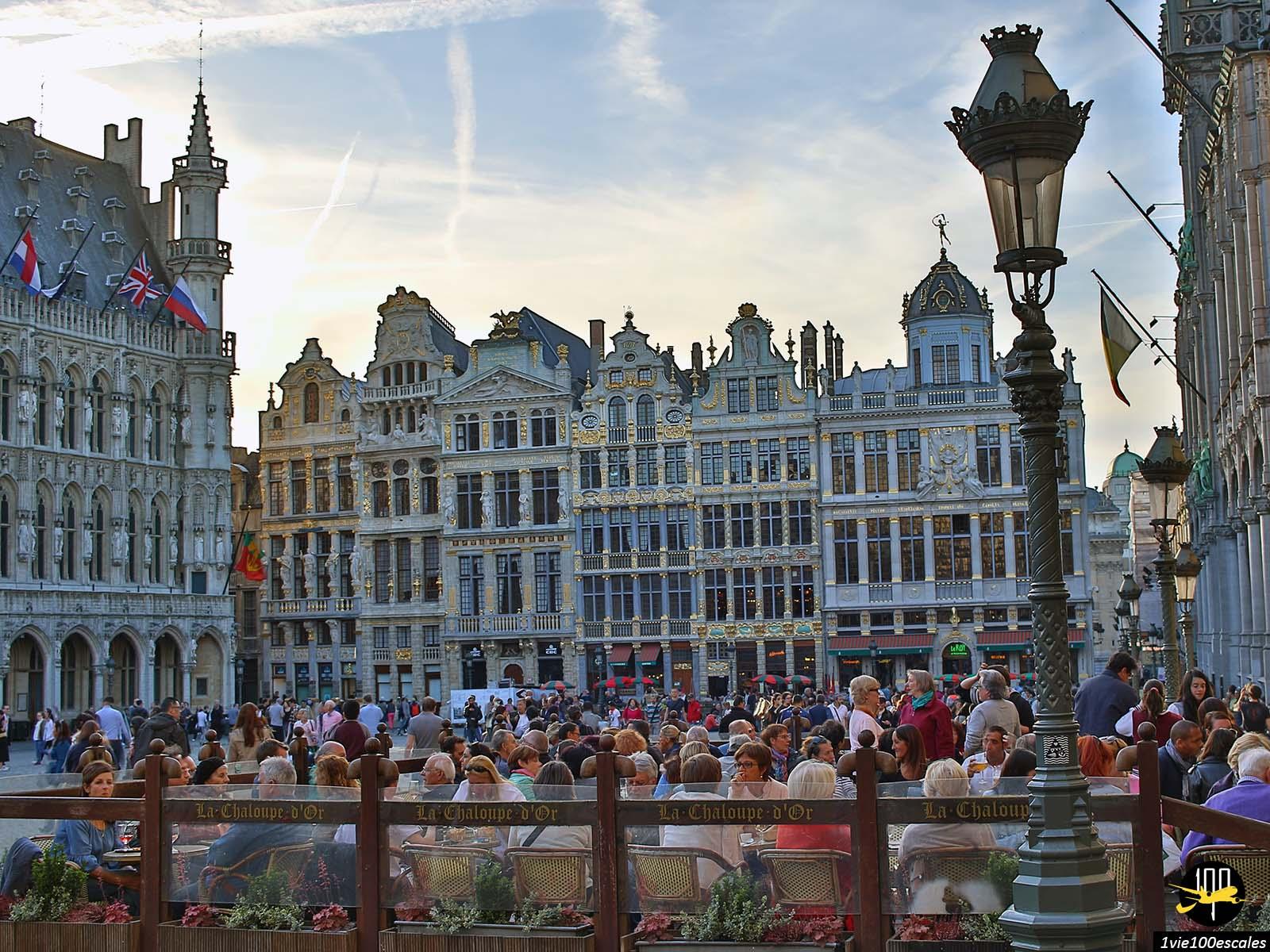 Escale #084 Bruxelles