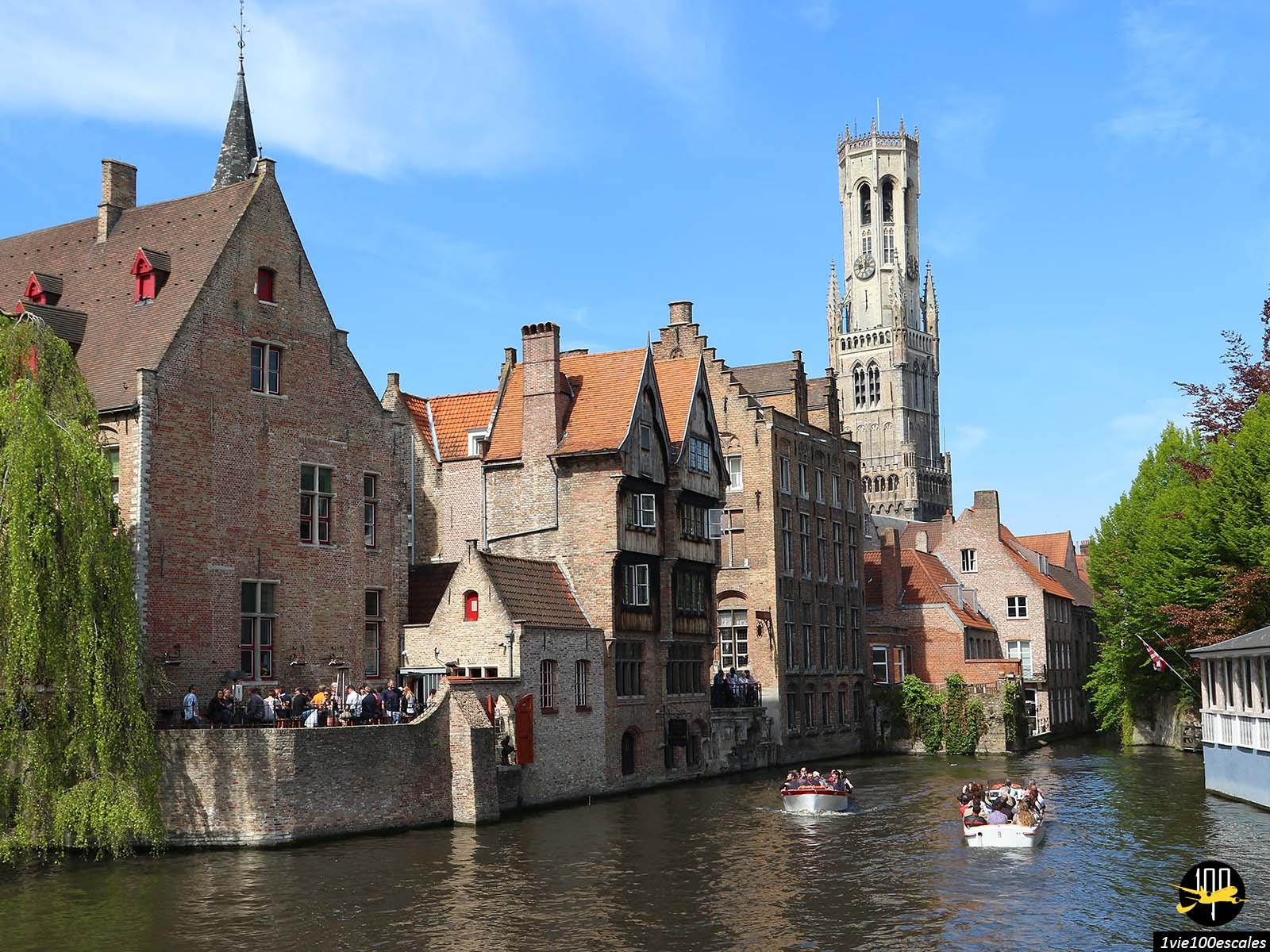Escale #085 Bruges