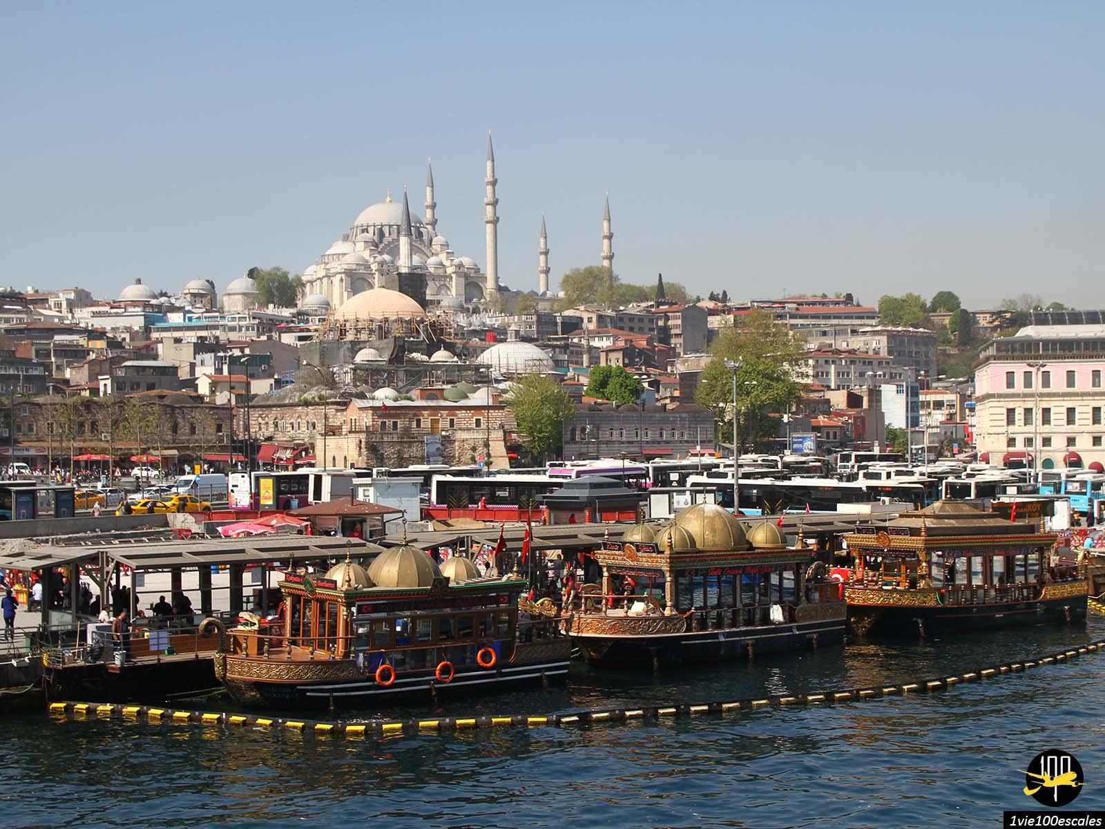 Escale #093 Istanbul