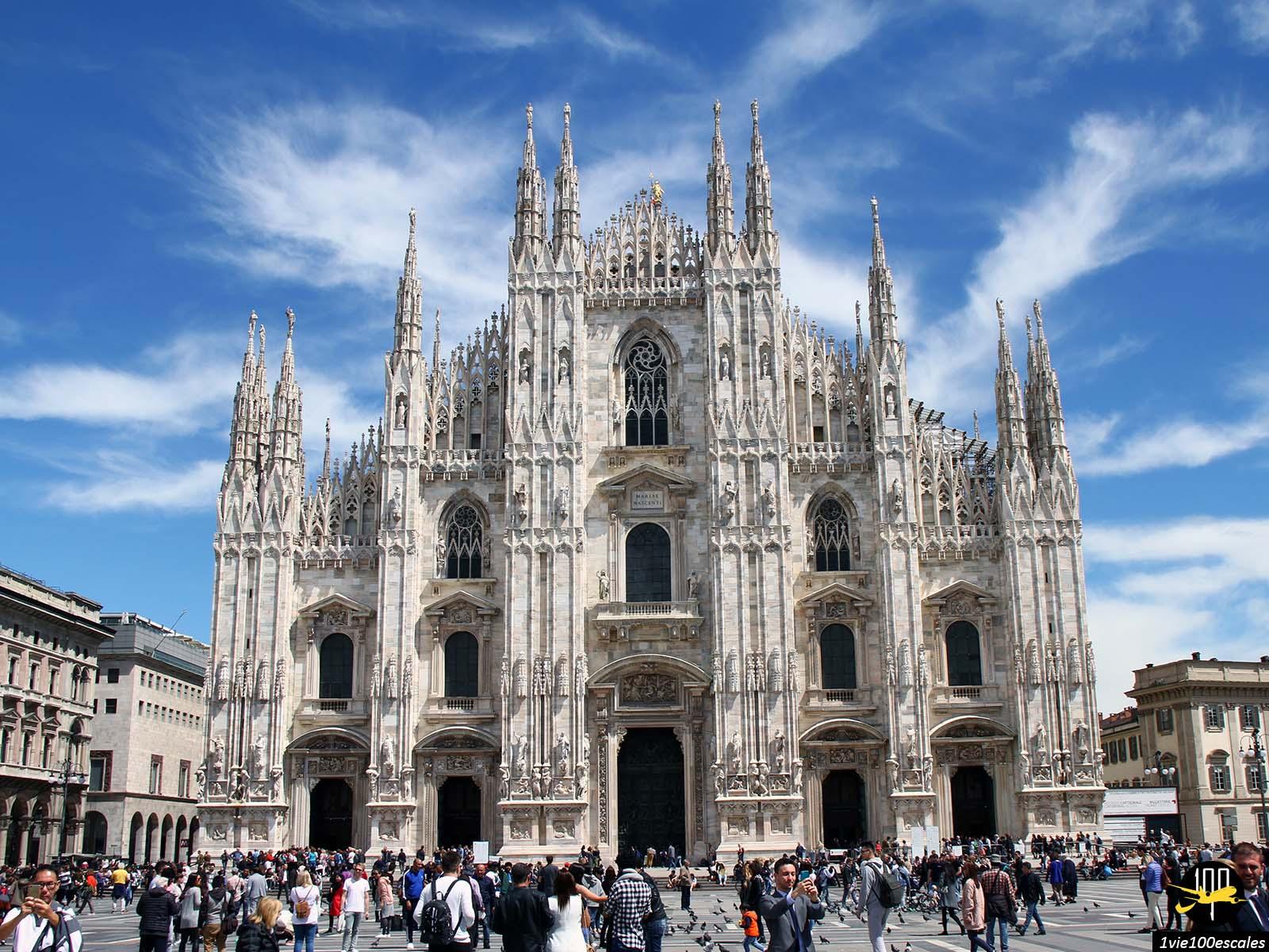 Escale #094 Milan