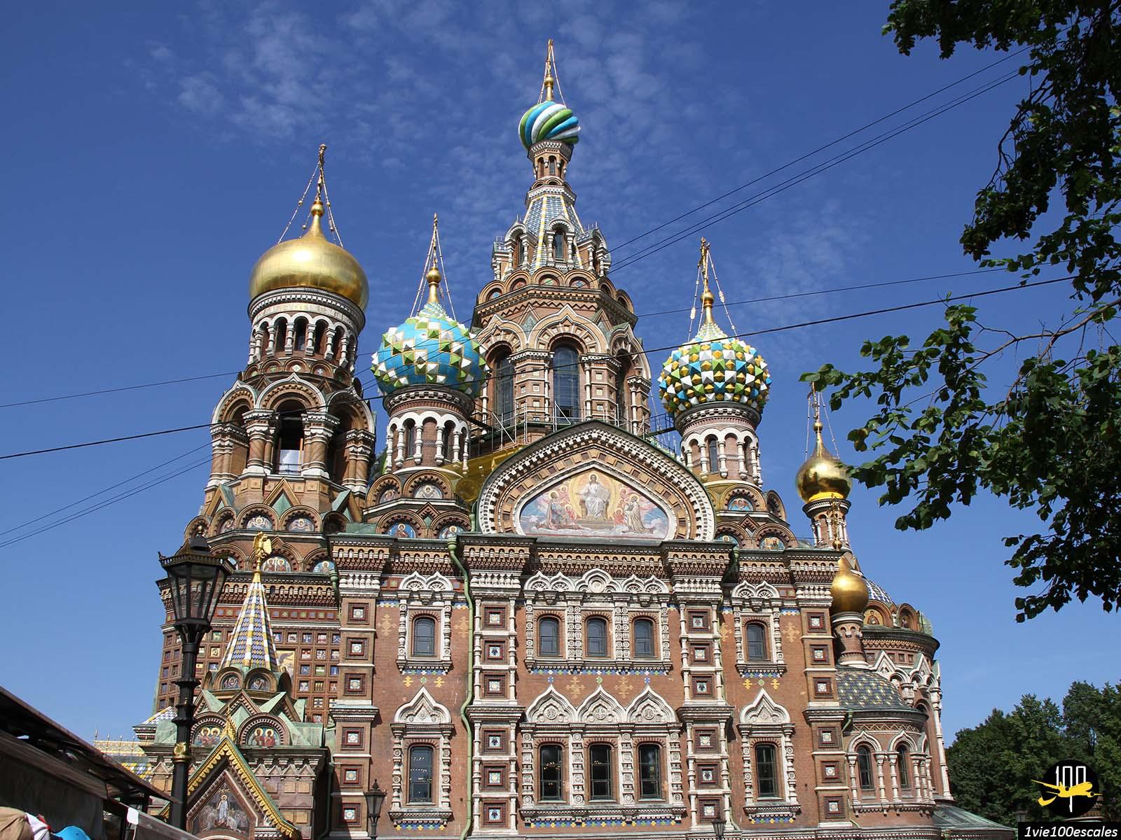 Escale #095 Saint-Pétersbourg