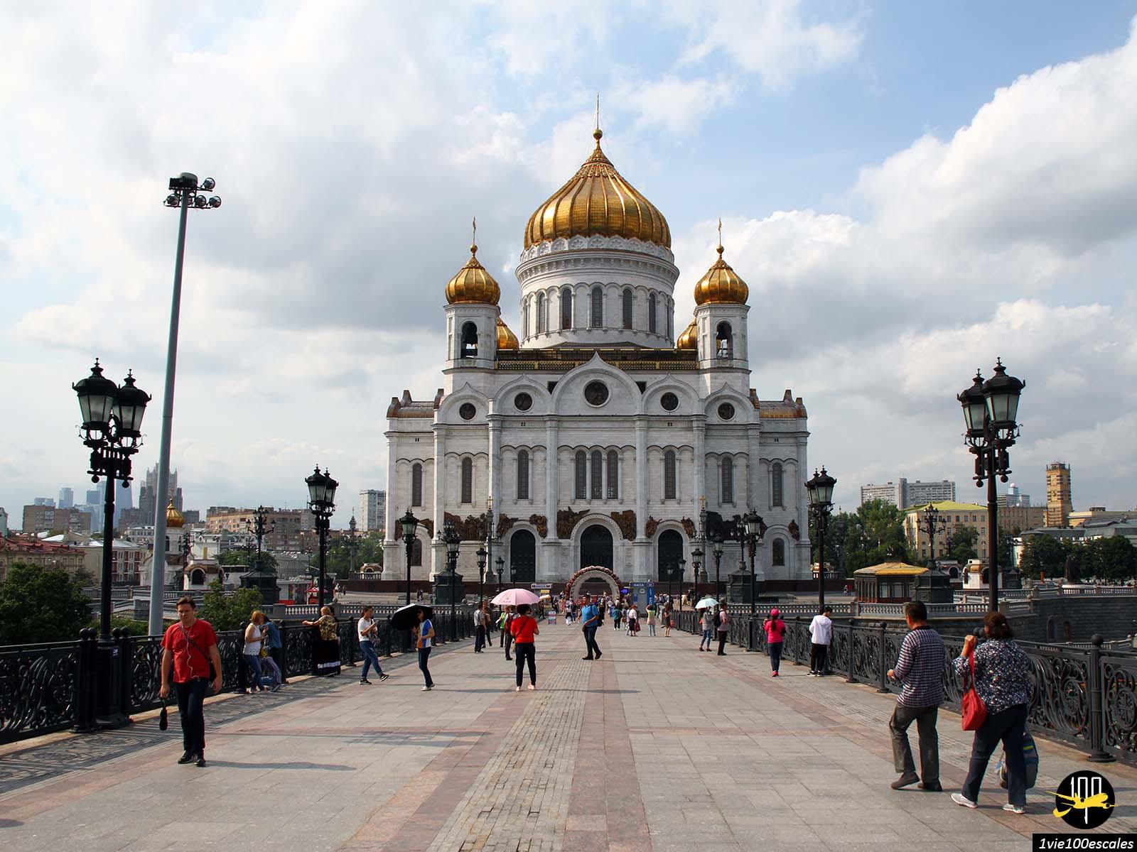 Escale #096 Moscou