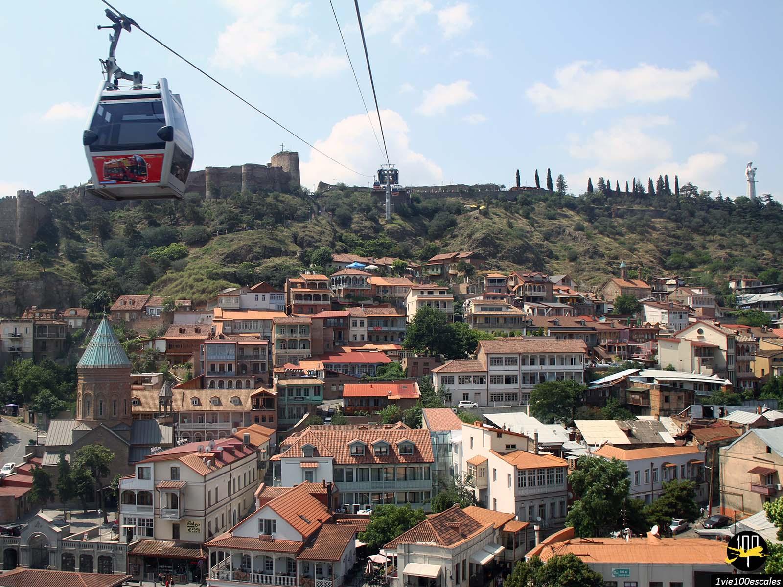 Escale #107 Tbilissi