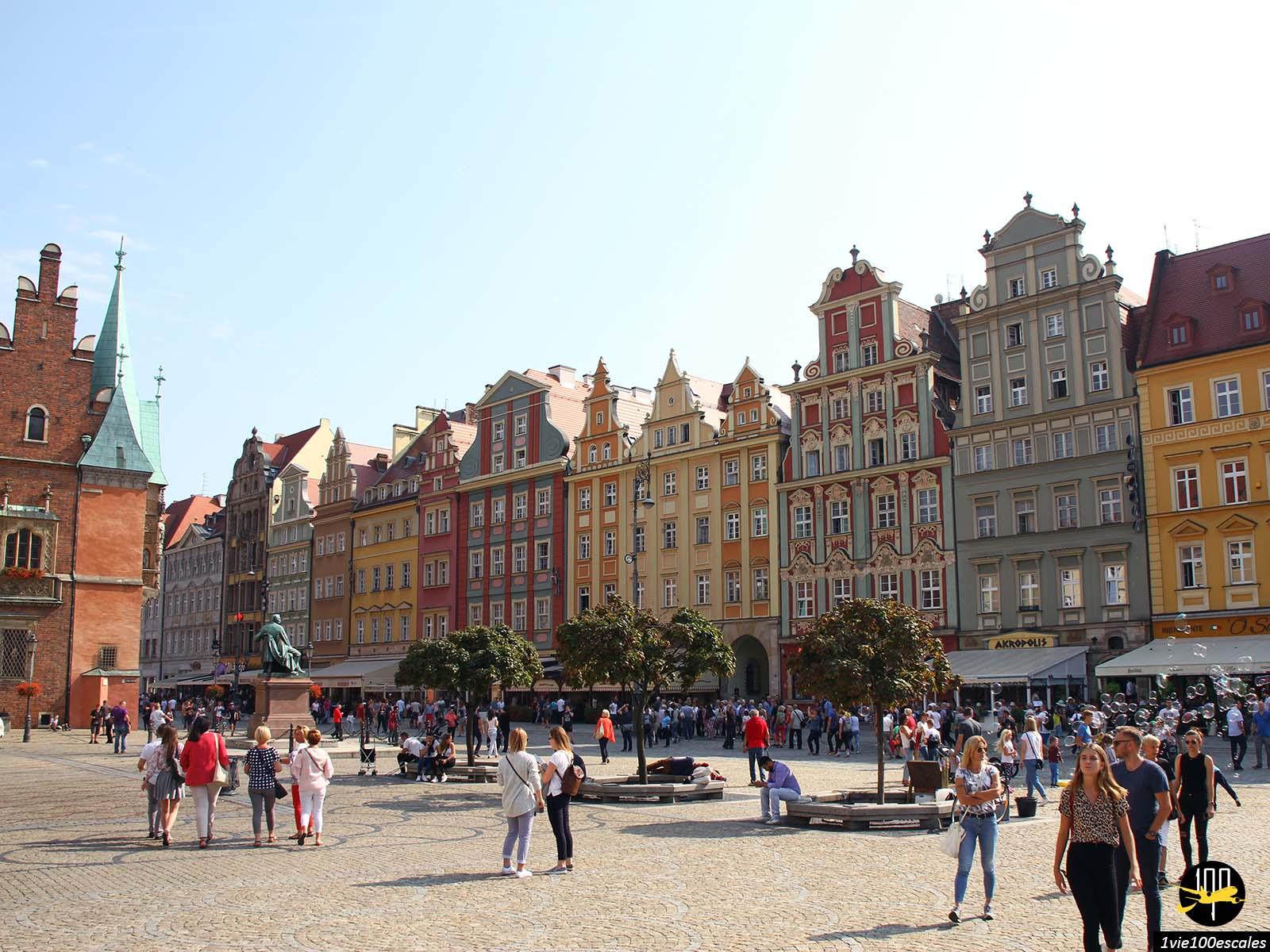 Escale #109 Wroclaw