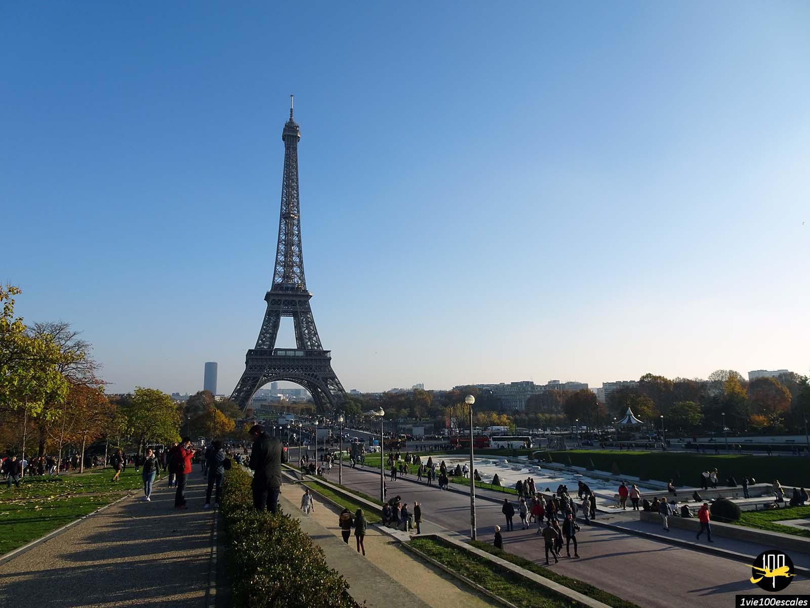Escale #114 Paris