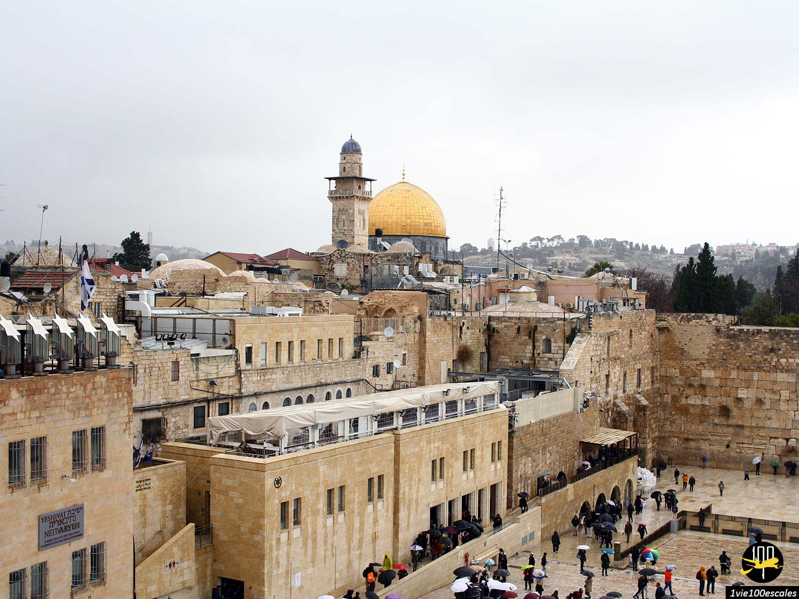 Escale #115 Jérusalem