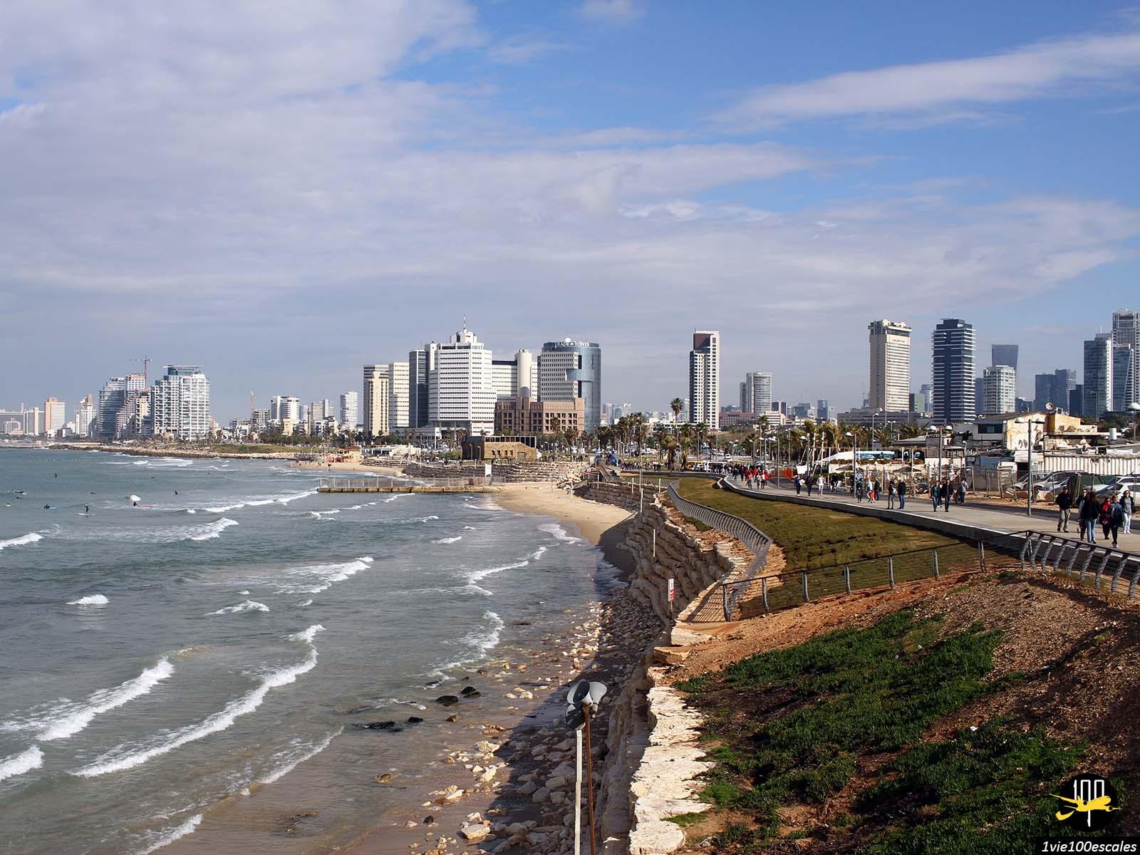 Escale #117 Tel Aviv