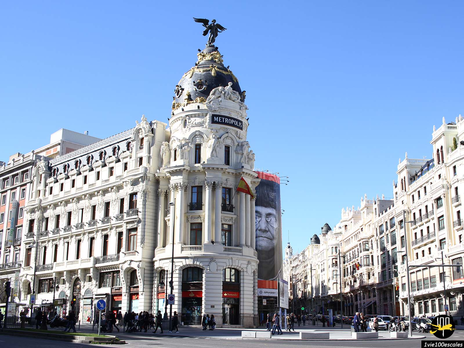 Escale #118 Madrid