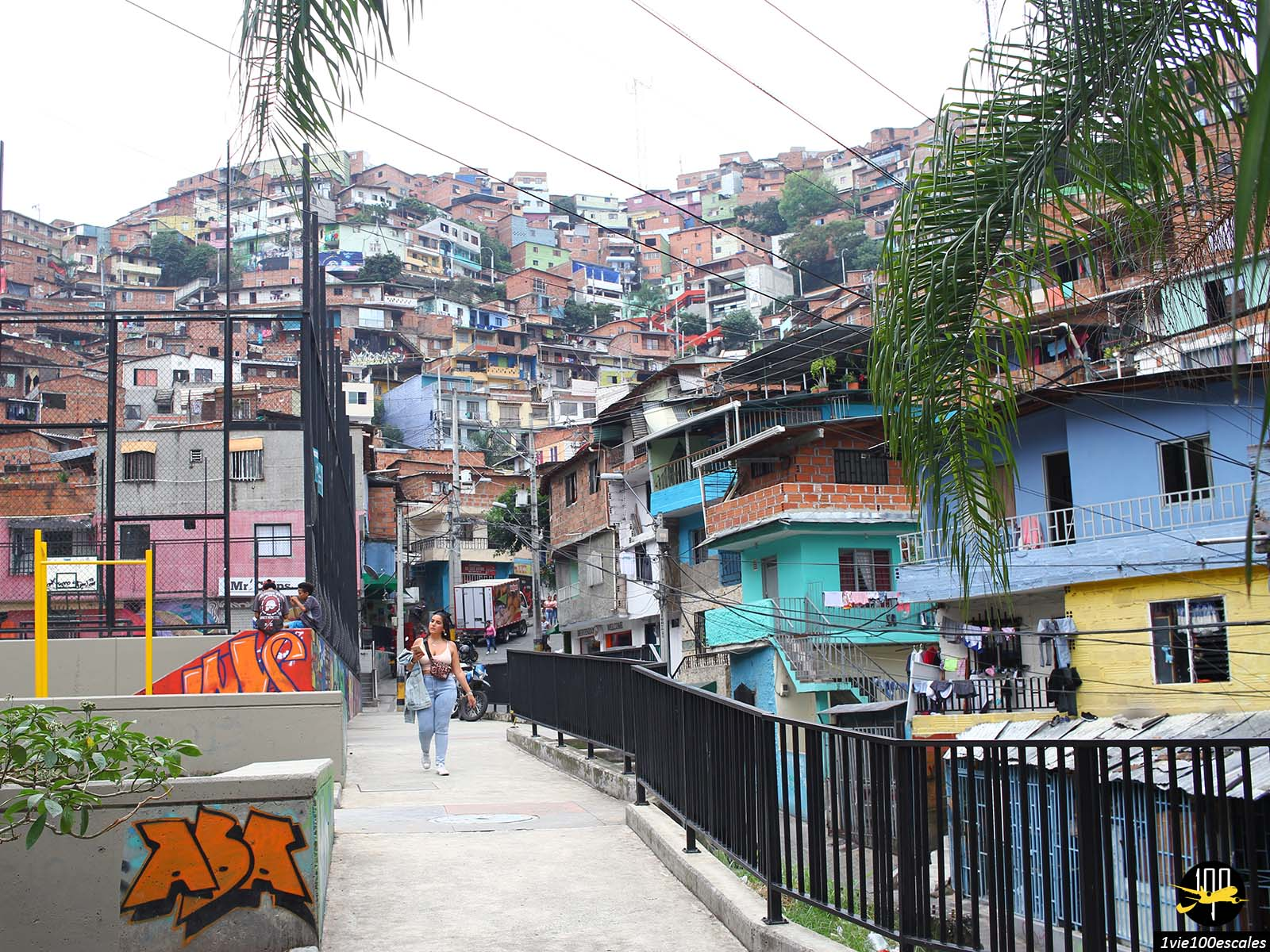 Escale #120 Medellín