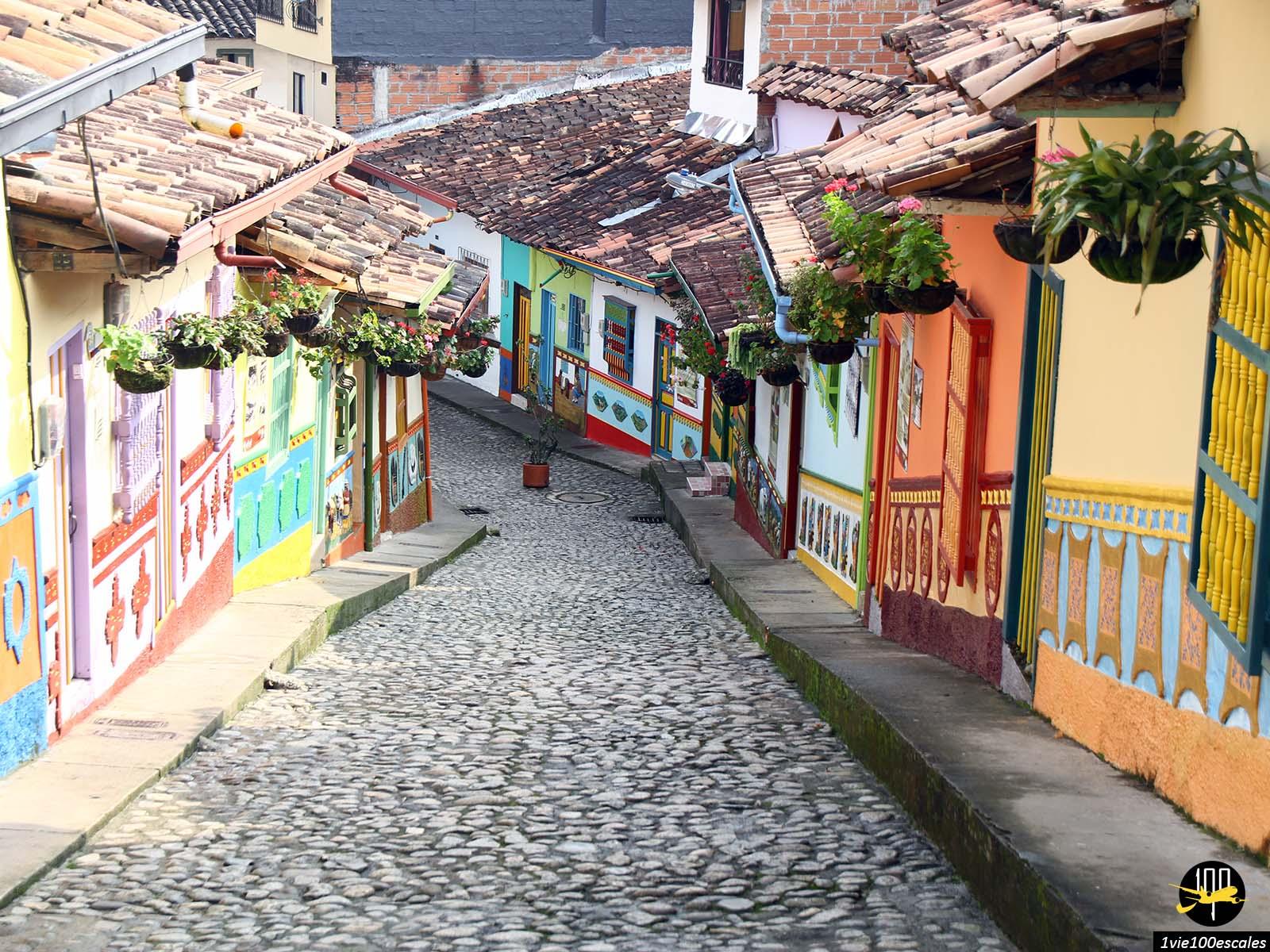 Escale #121 Guatapé