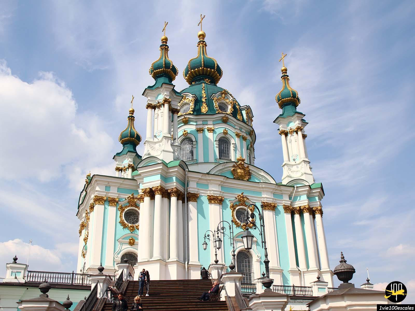 Escale #123 Kiev