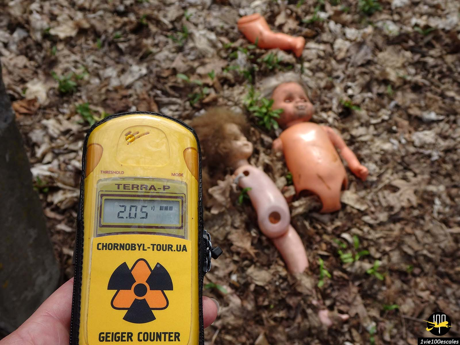 Escale #124 Tchernobyl