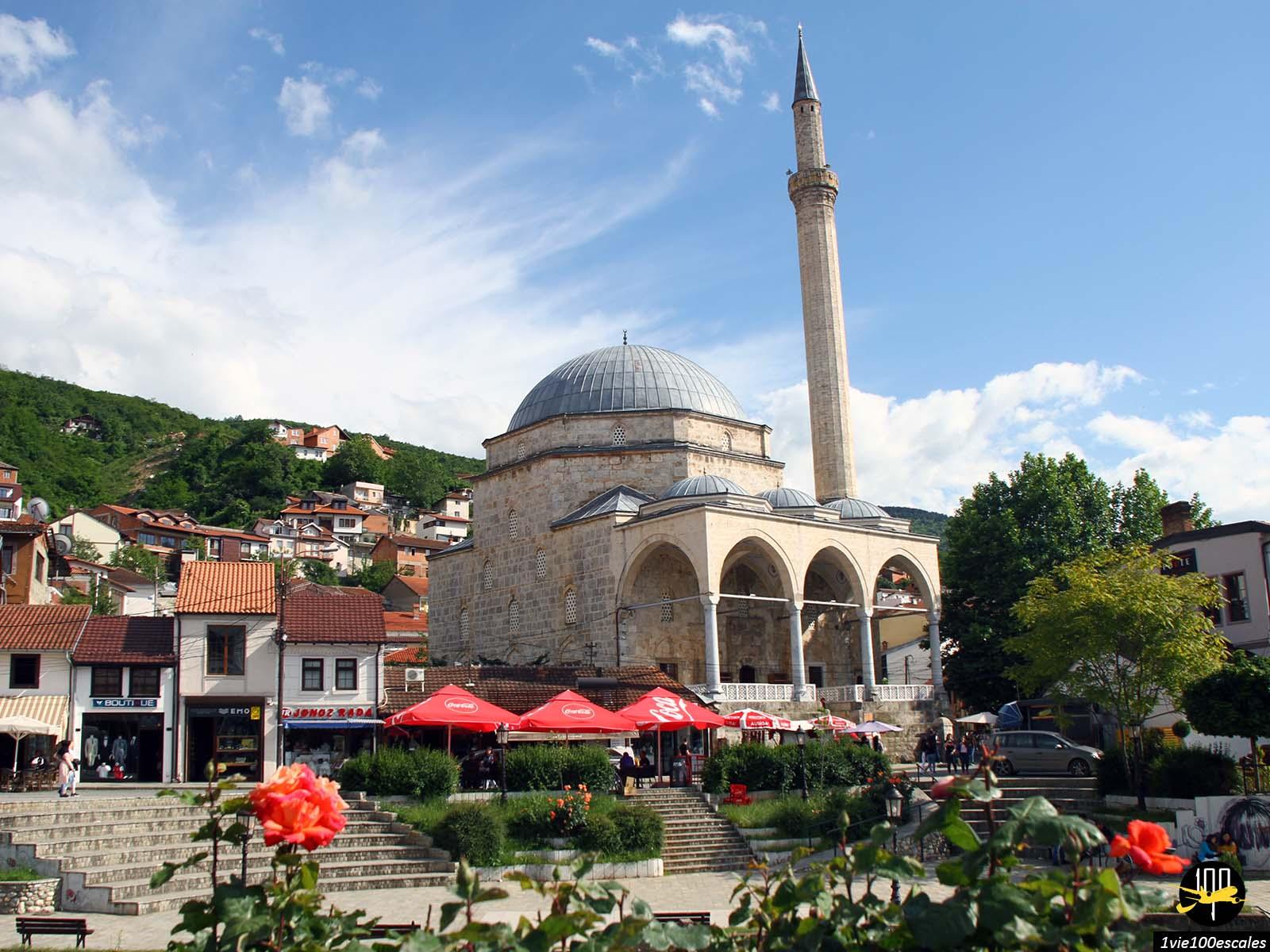 Escale #127 Prizren