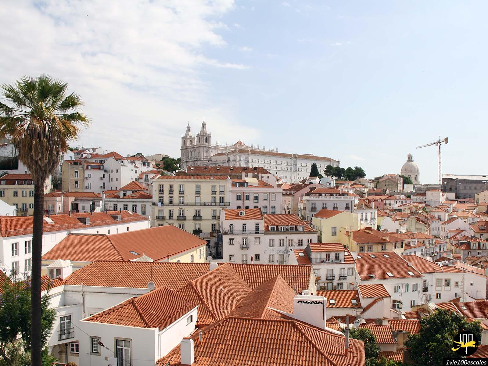 Escale #128 Lisbonne