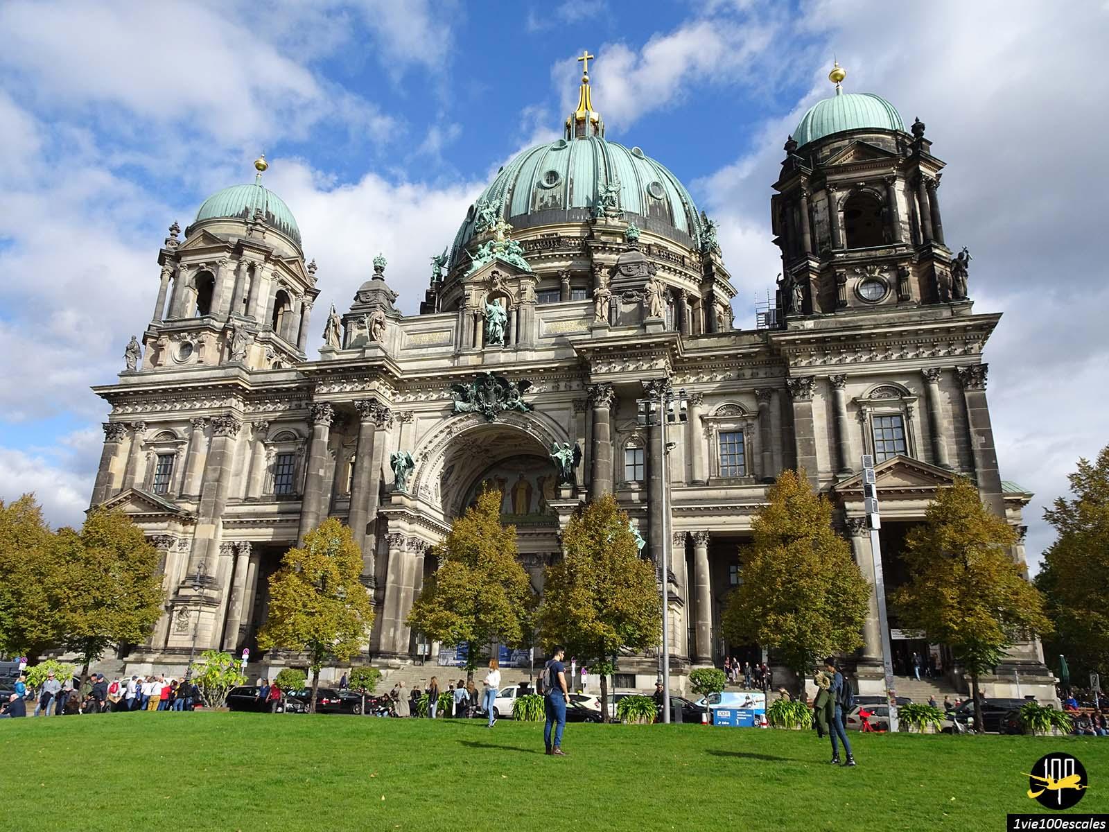L'incroyable architecture du Berliner Dom de Berlin