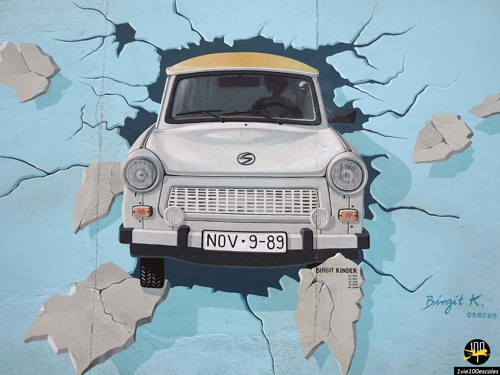 Escale #135 Berlin