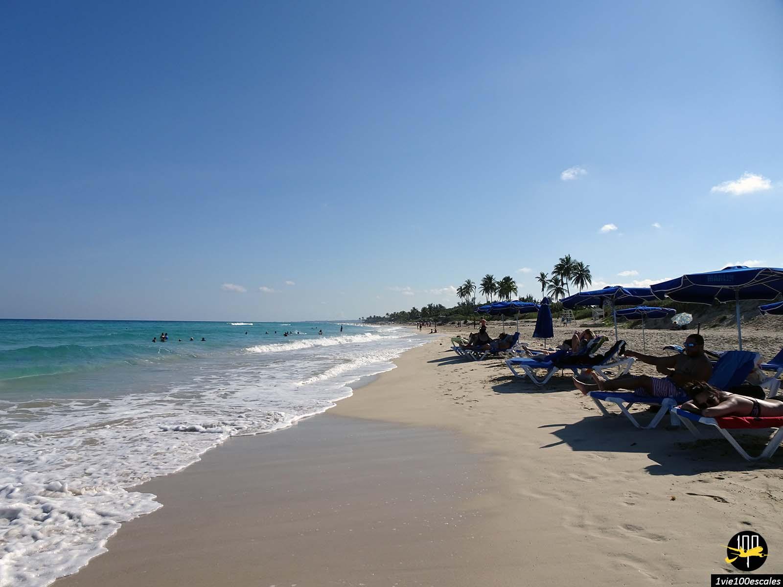 Plonger dans la mer à 30 minutes de La Havane