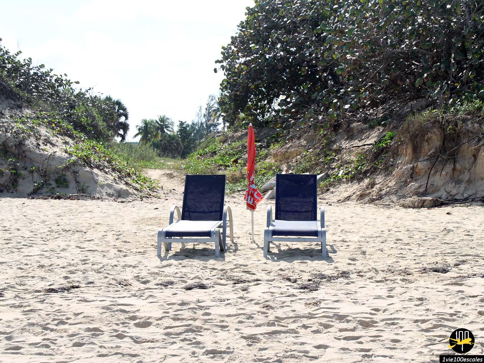 Playas del Este se situent à 30 minutes de La Havane