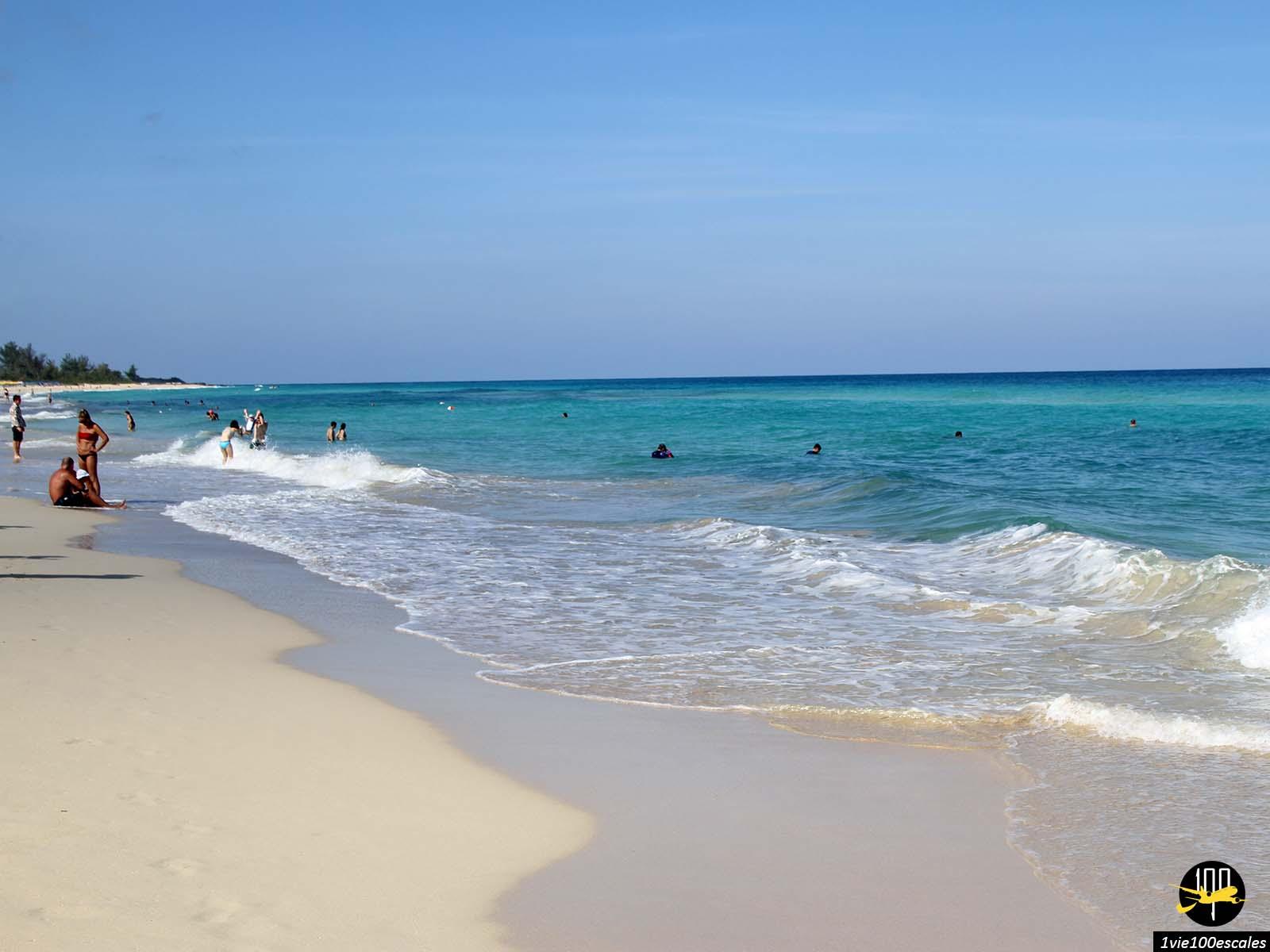 Balade le long des Playas del Este à Cuba