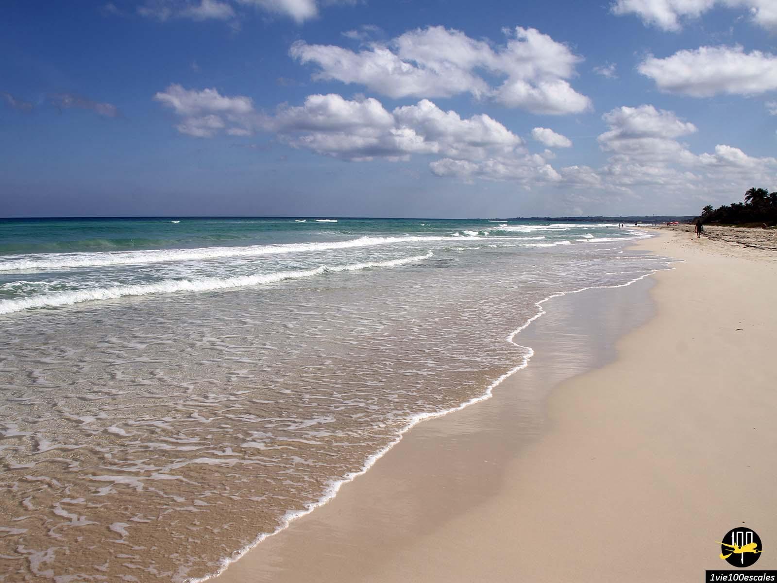 Le calme des Playas del Este à Cuba