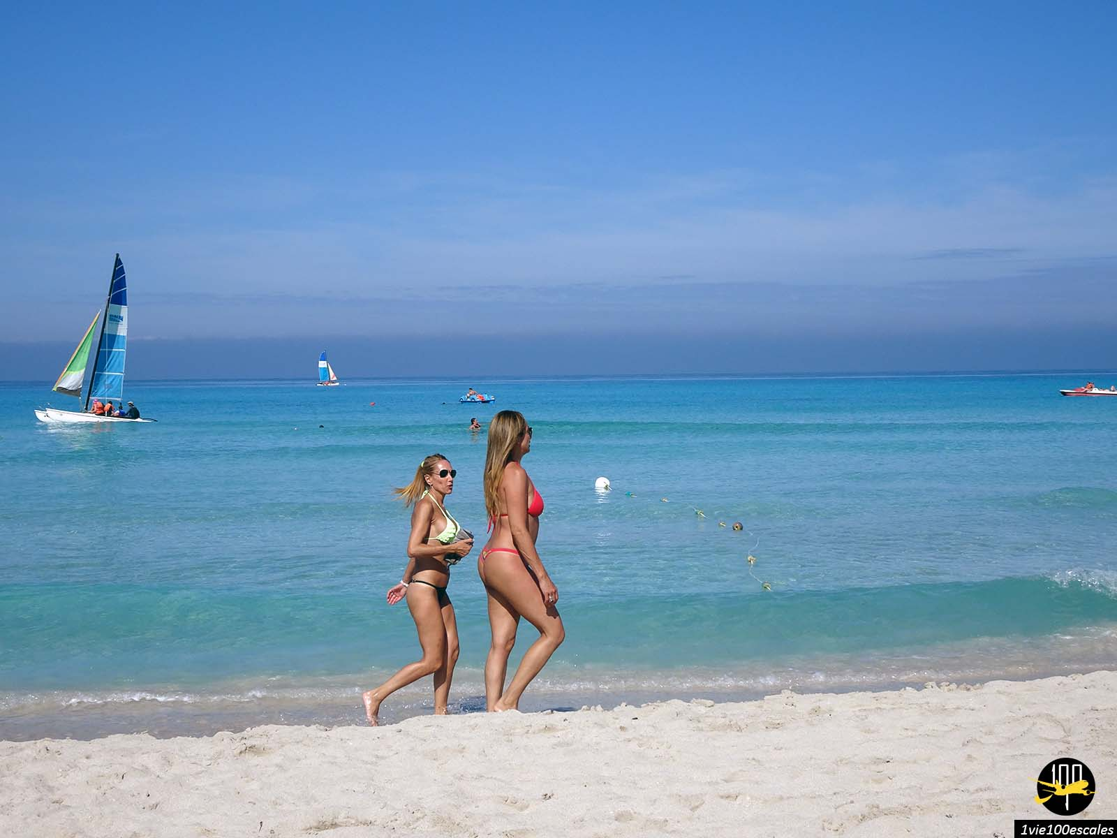 Le bikini la tenue obligatoire pour fêter le nouvel an à Varadero à Cuba